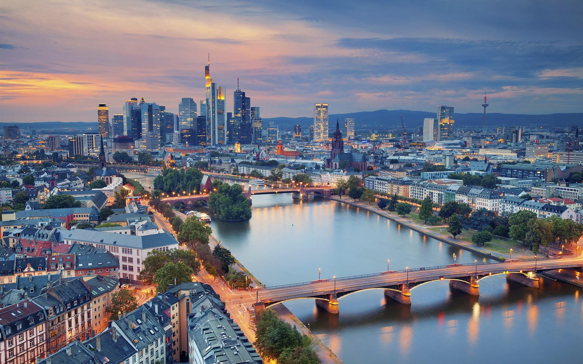 Обои красиво, германия. Города foto 13