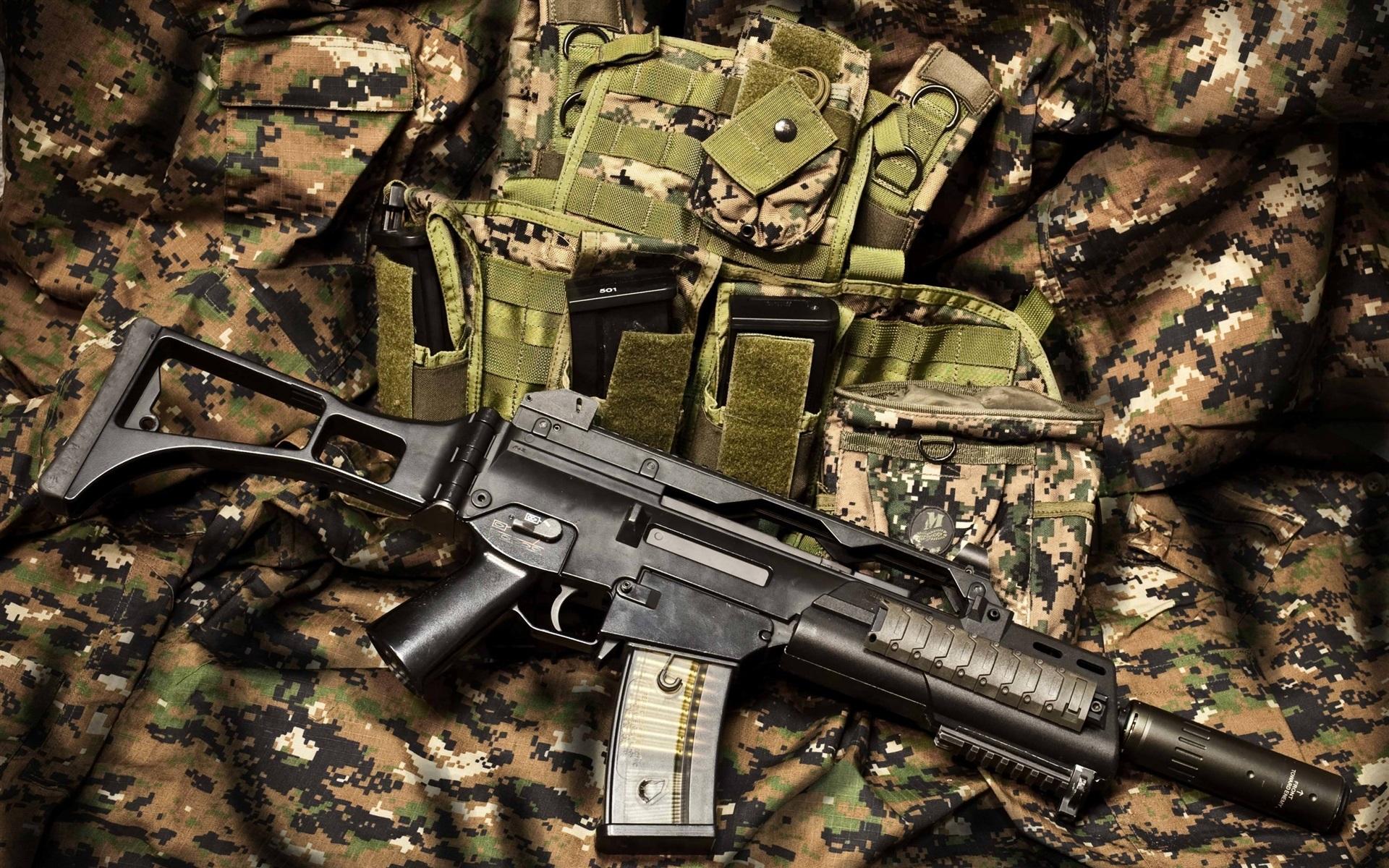 壁纸 自动步枪,武器 2880x1800 HD 高清壁纸, 图片, 照片