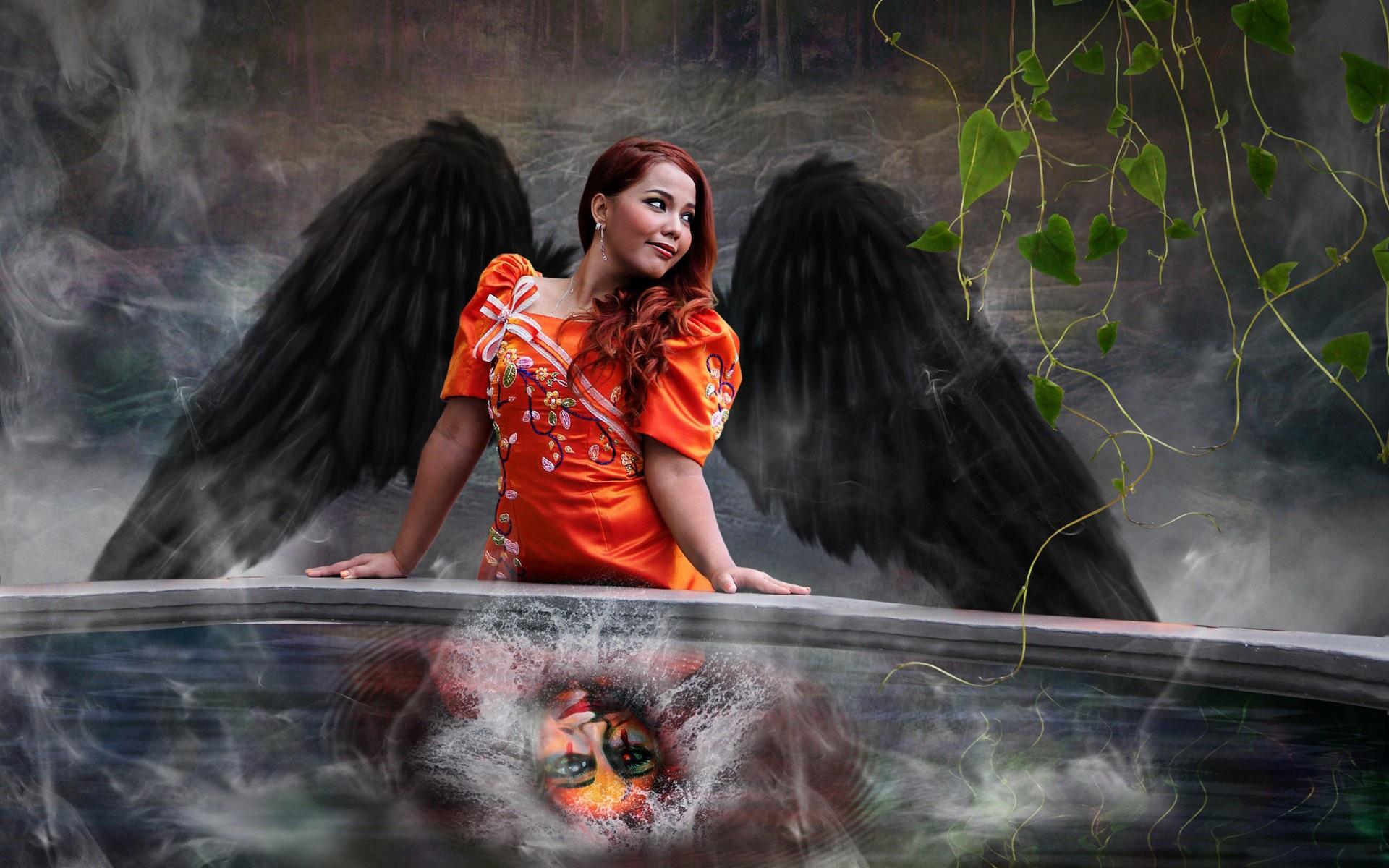 зайти креативные ангелы картинки для