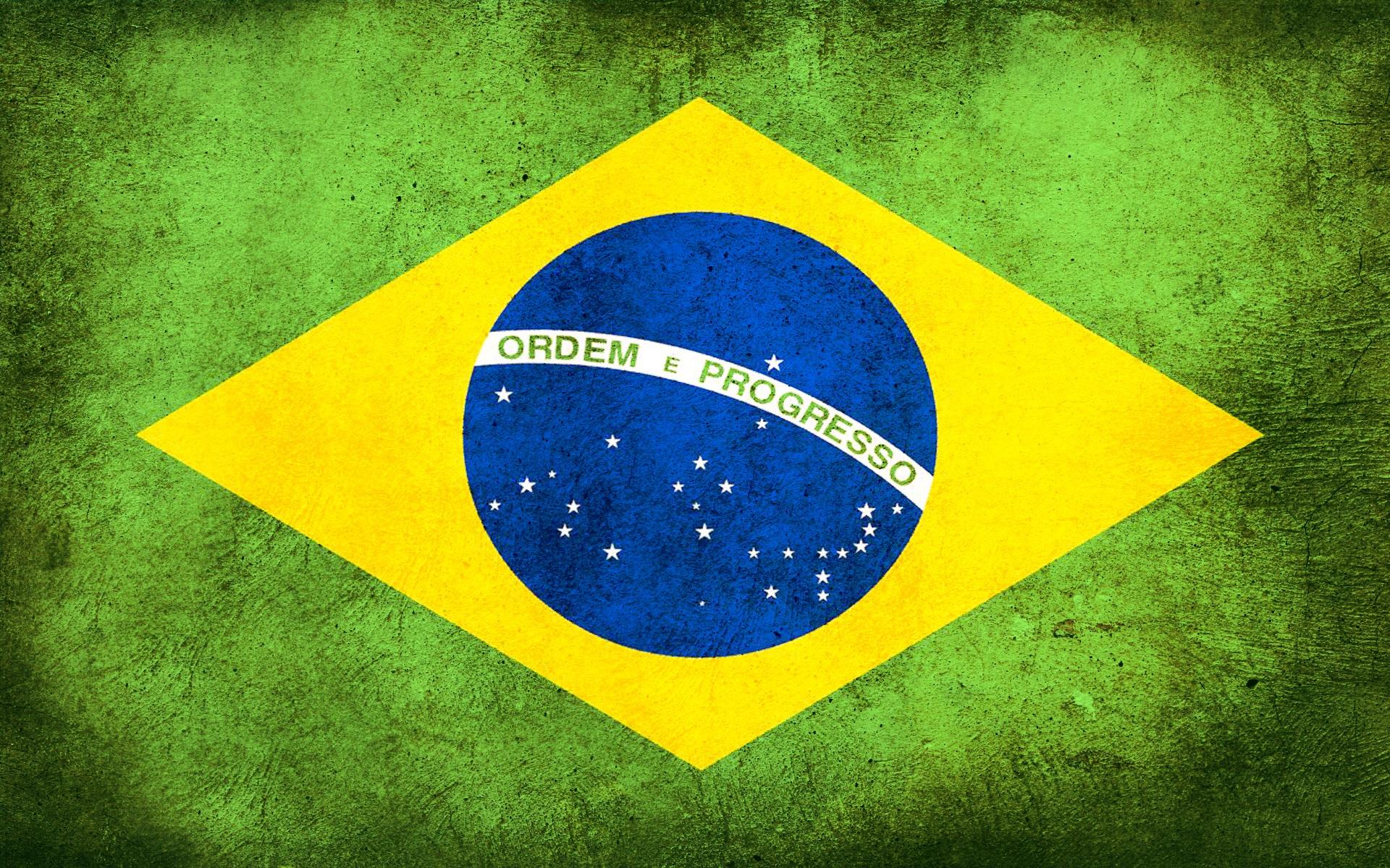 Papéis De Parede Bandeira Do Brasil 1920x1200 HD Imagem