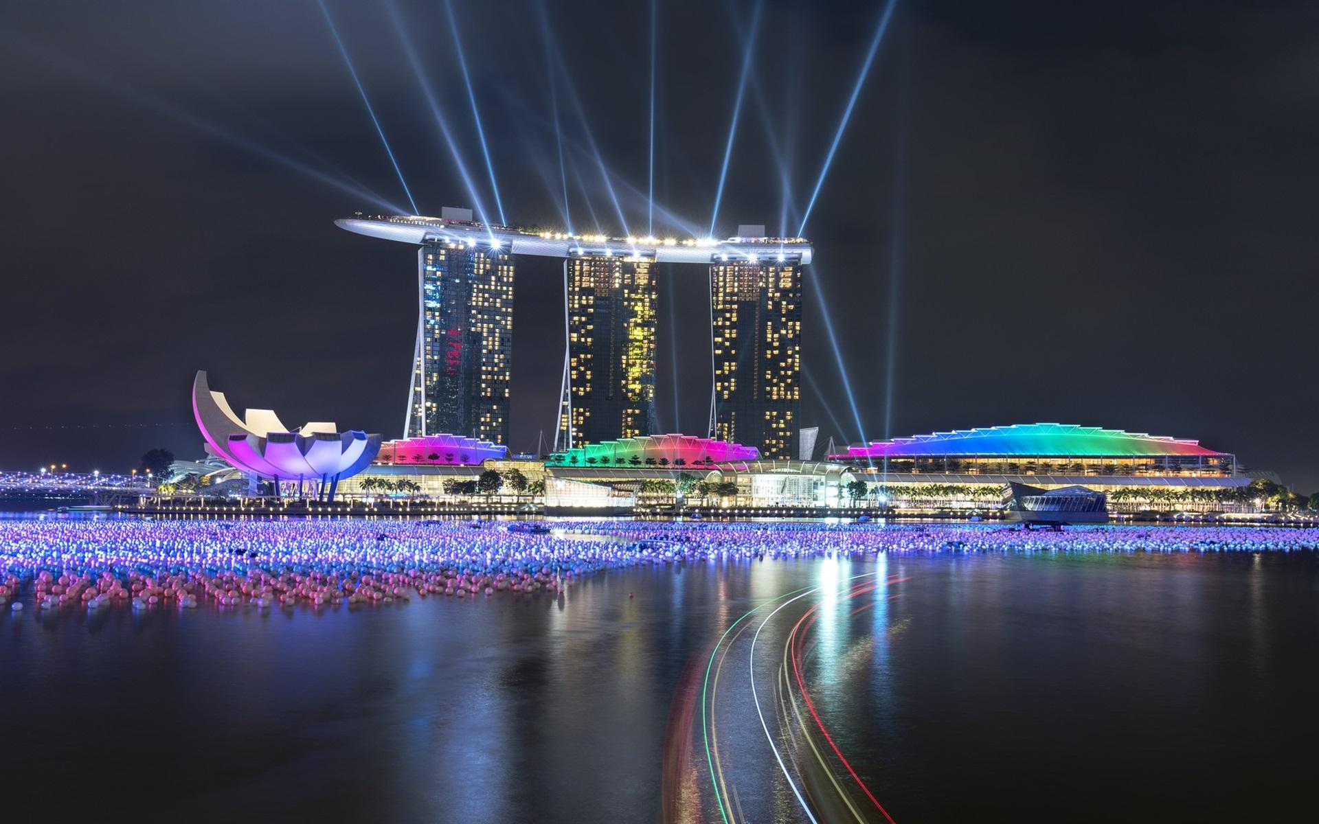 по-настоящему увлекается красивые фото на фоне сингапура растение утром либо