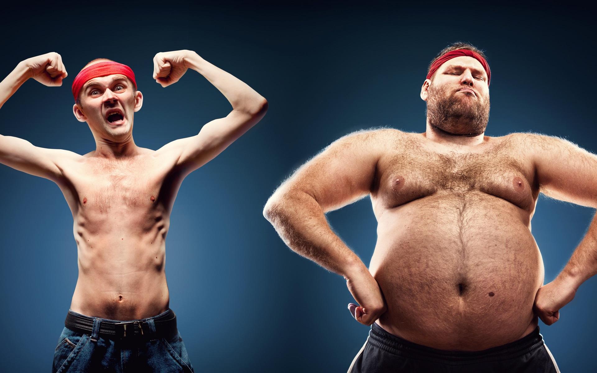 Прикольные картинки жирных