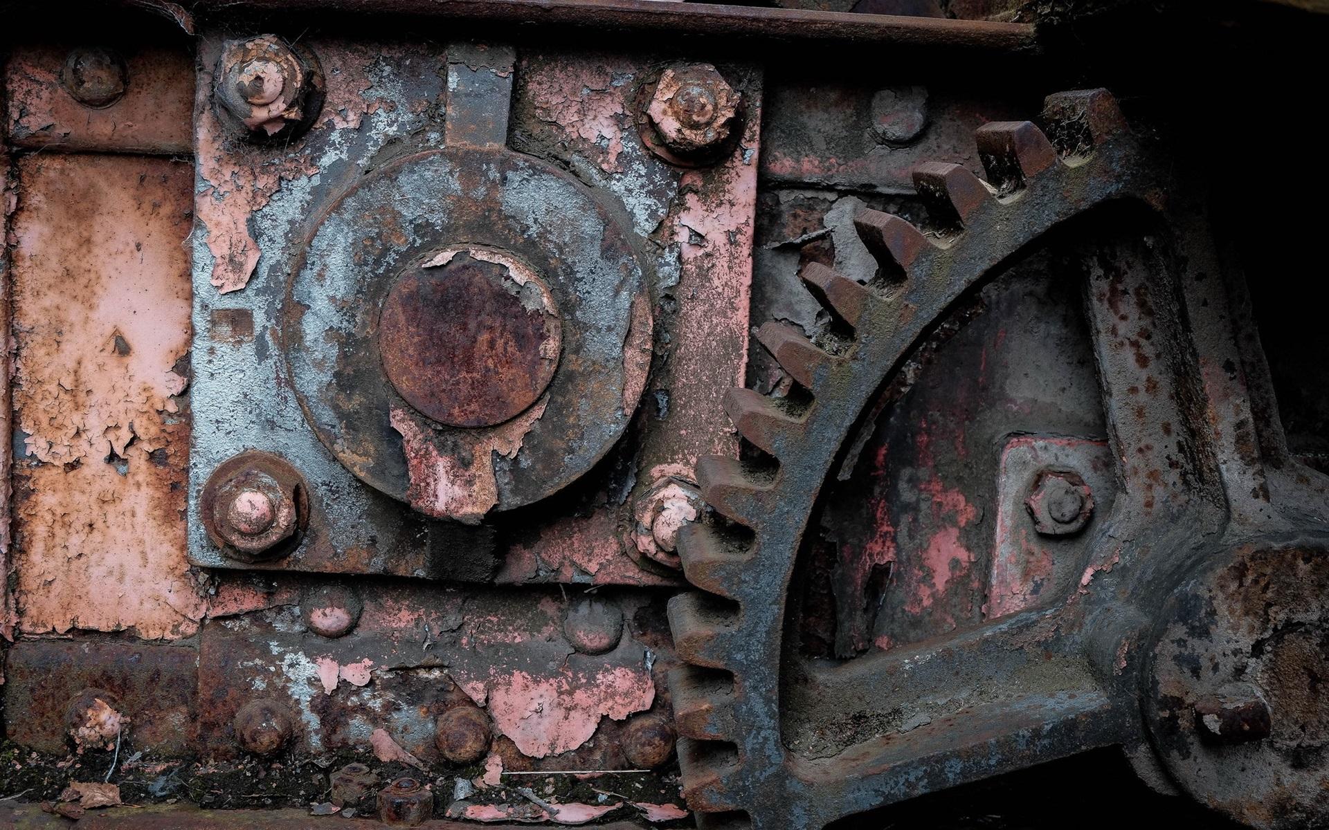 壁紙 産業機械 錆 歯車 1920x1200 Hd 無料のデスクトップの背景 画像