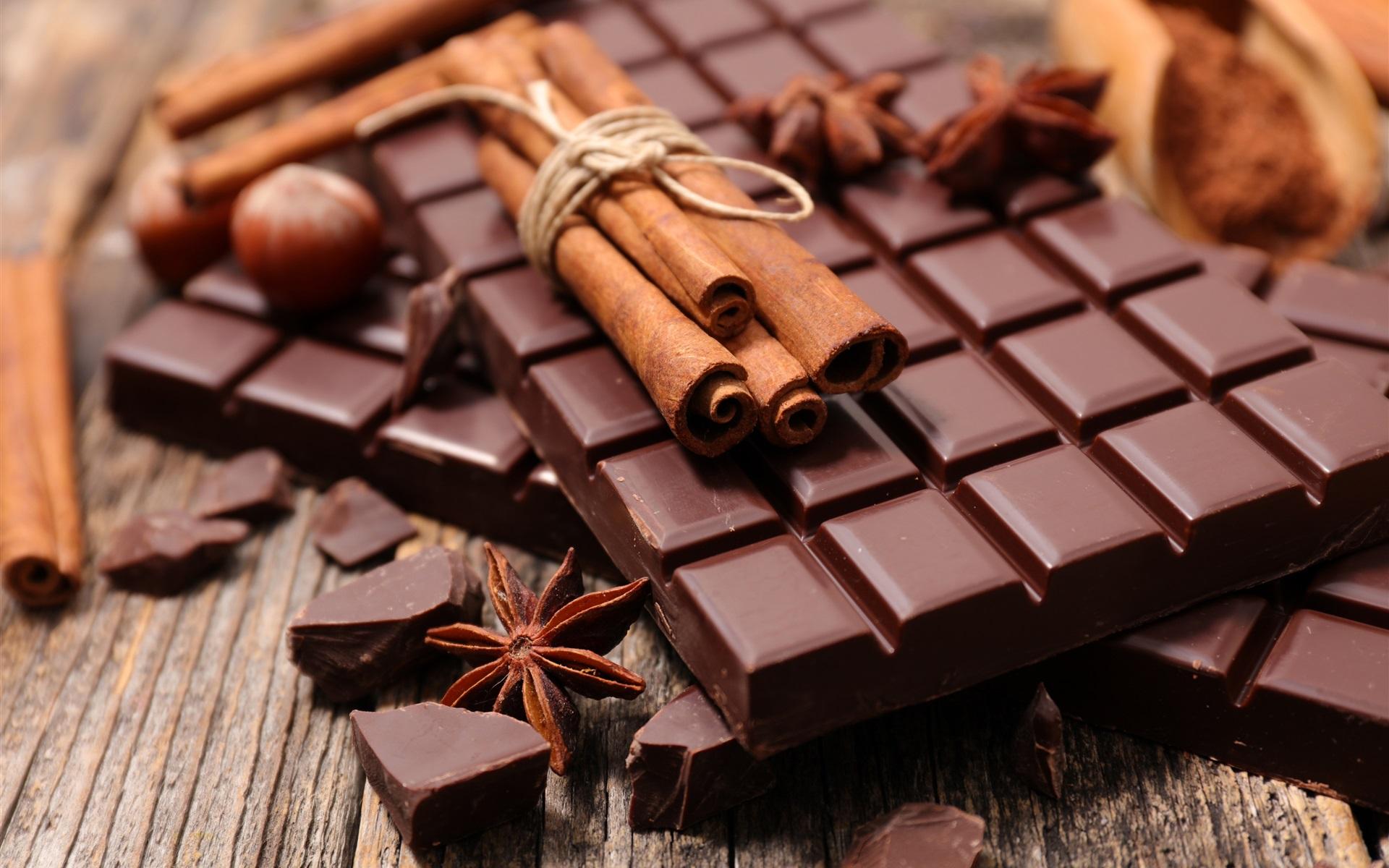 Fondos De Pantalla De Chocolates: Chocolate Y Canela Fondos De Pantalla