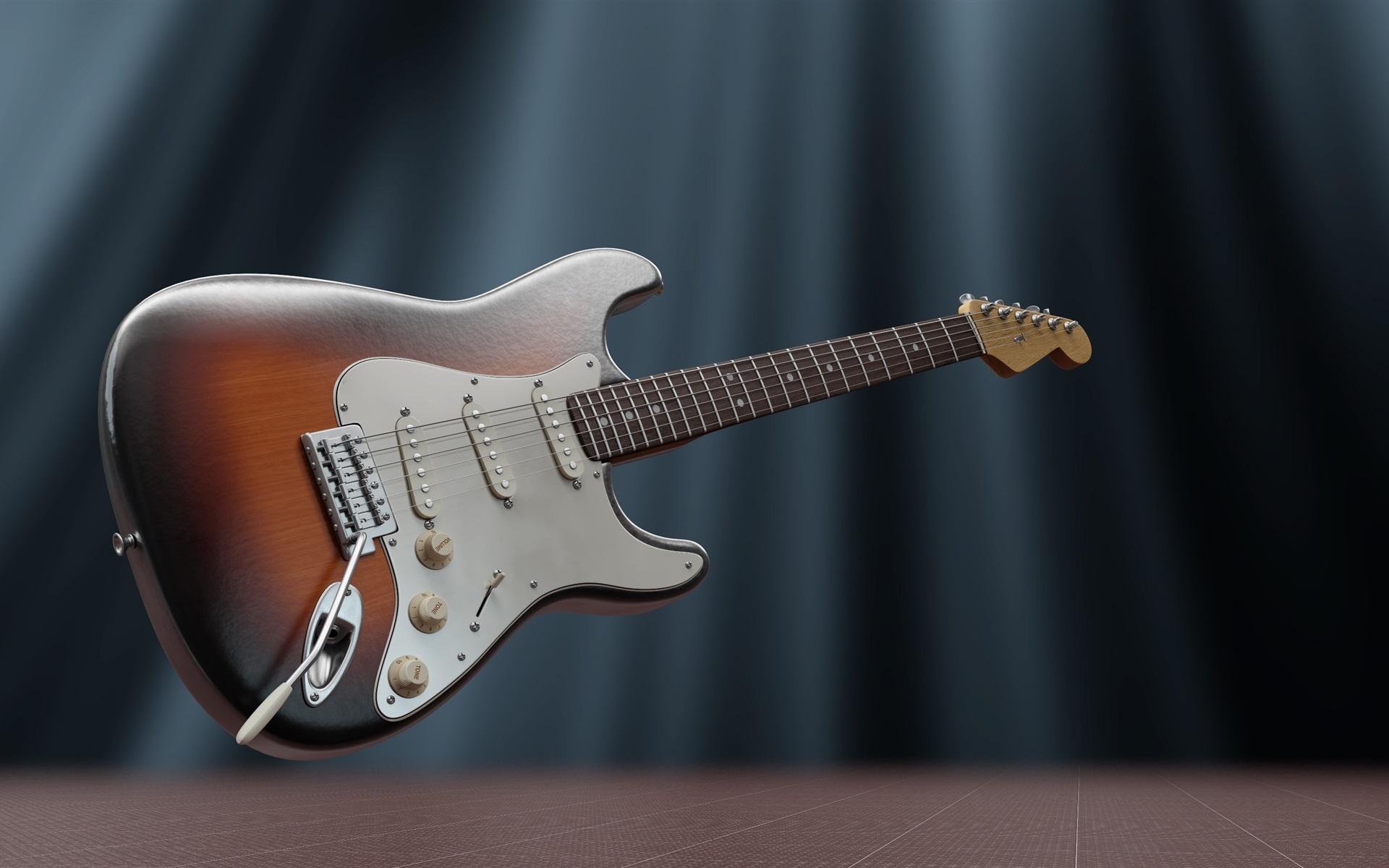 Fonds d'écran Guitare électrique 2880x1800 HD image