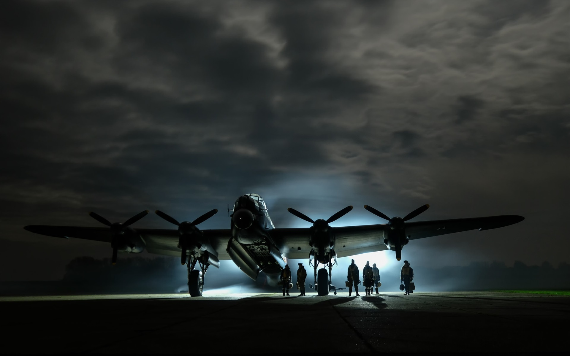 Good Wallpaper Night Airplane - Night-plane-people_1920x1200  Perfect Image Reference.jpg