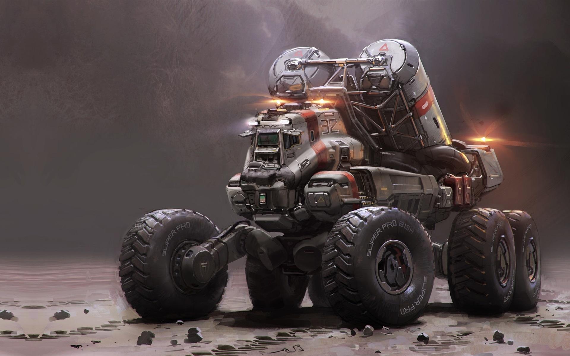 Halo Hd Fondos De Pantalla: Fondos De Pantalla Vehículo De Camiones Mineros, Halo 5