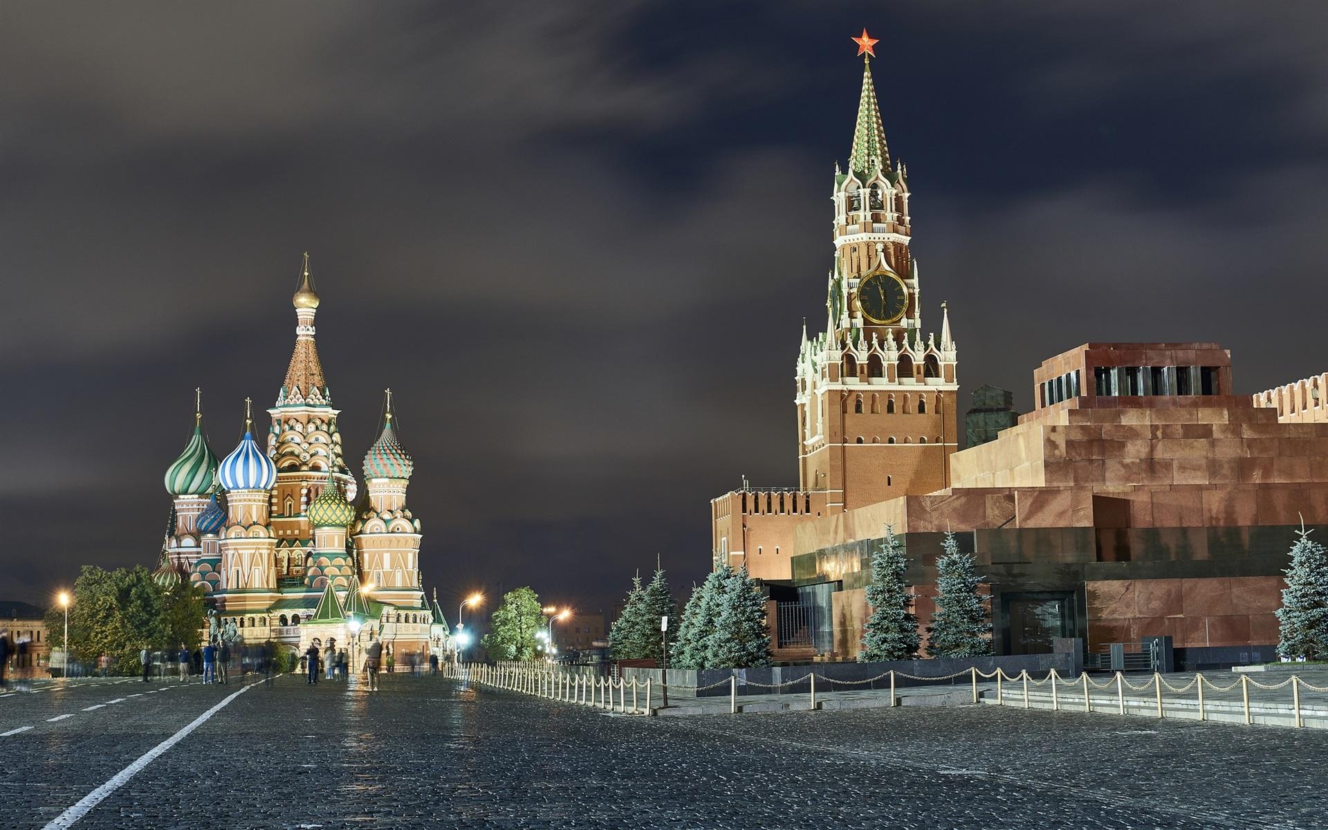 Обои россия, красная площадь. Города foto 15