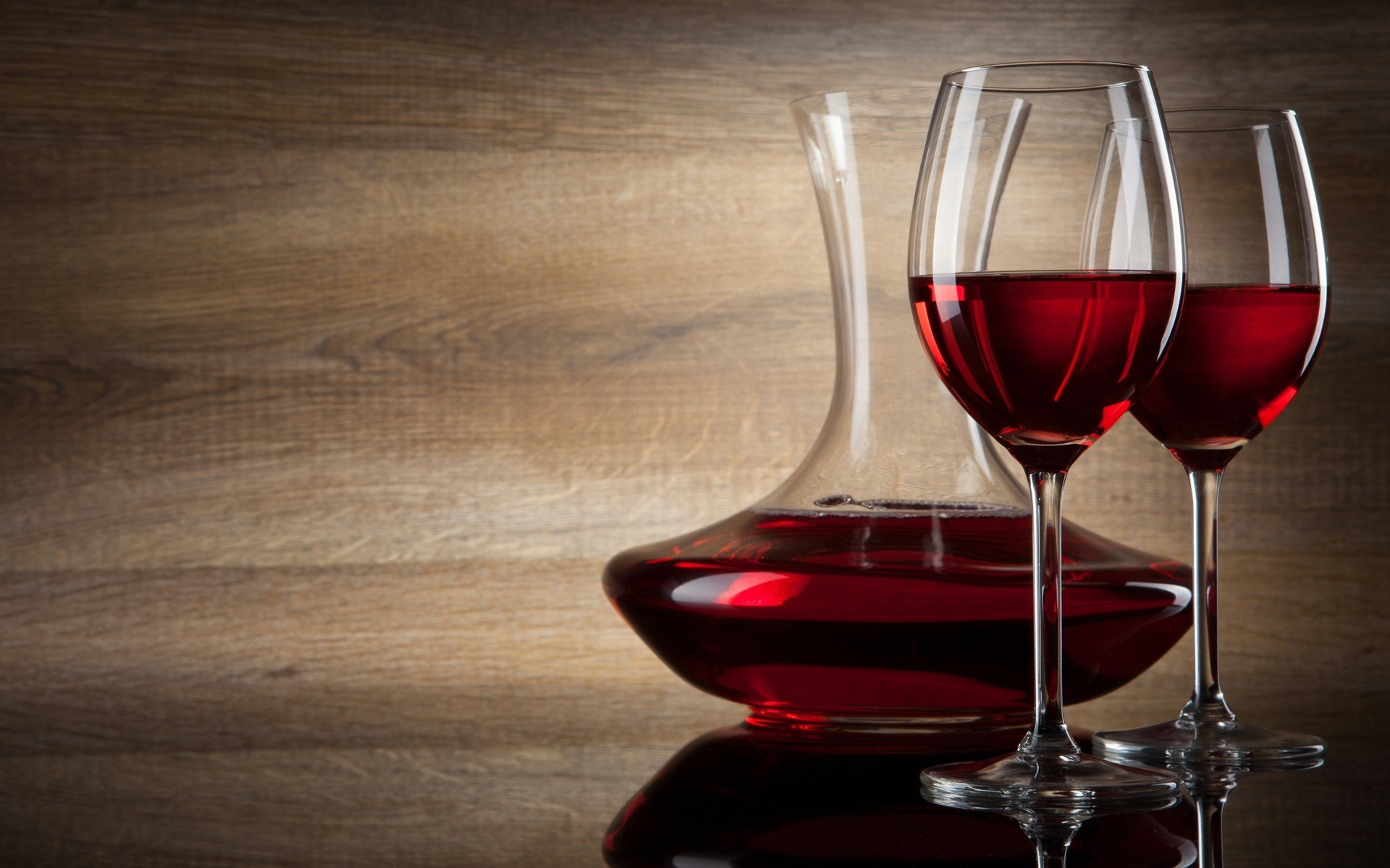 Wallpaper Red Wine Bottle And Glass Cups 1920x1200 Hd Picture Image