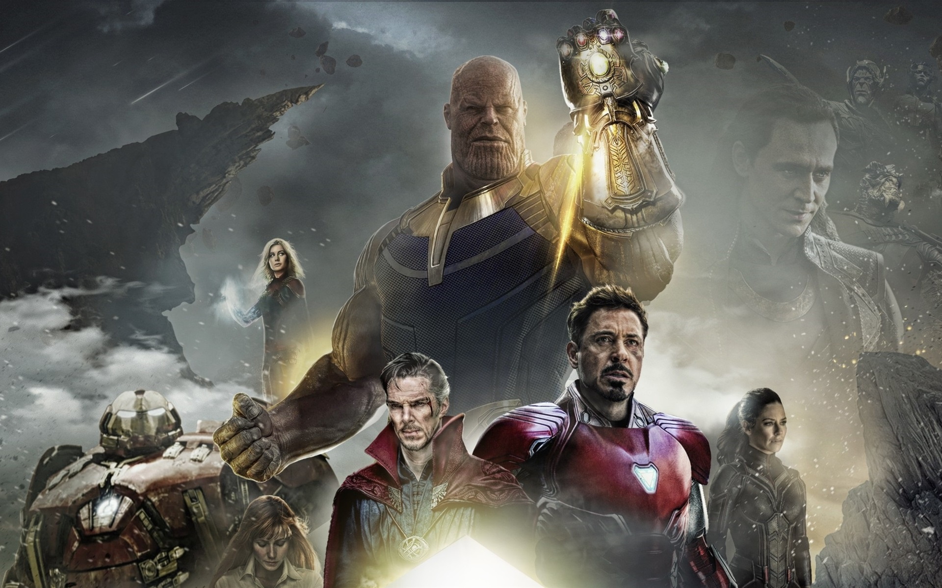 Wallpaper Avengers Infinity War 1920x1200 Hd Picture Image