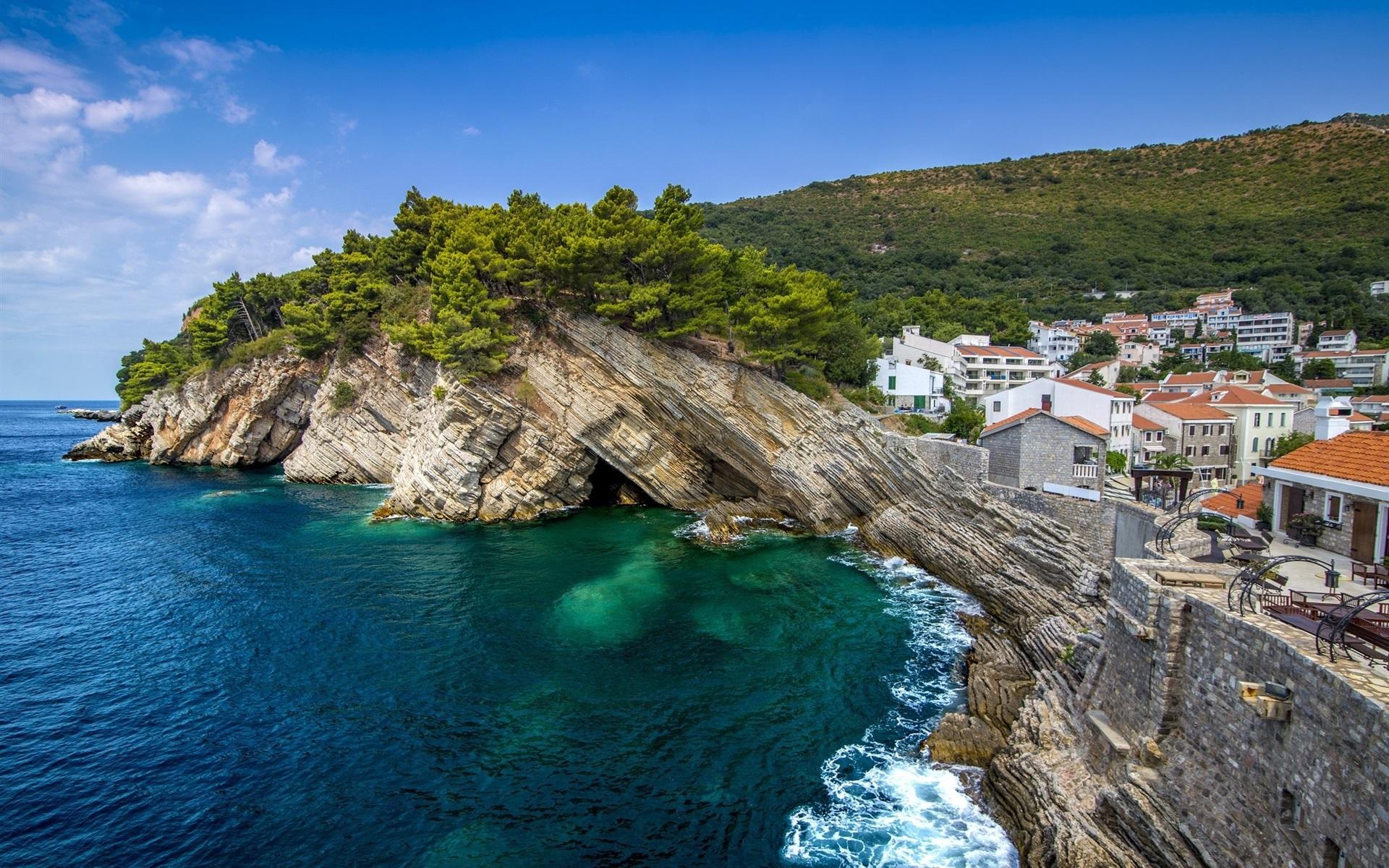 работы красивые картинки моря черногории тормоза