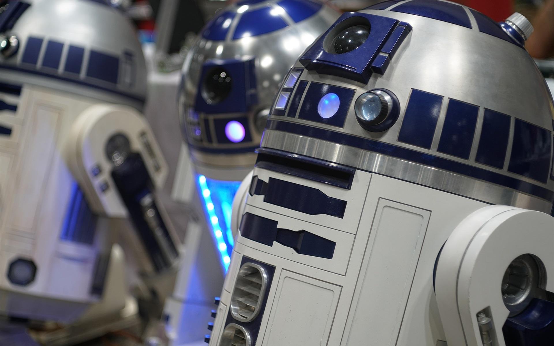 壁紙 R2 D2ロボット スターウォーズ 1920x1200 Hd 無料のデスクトップ