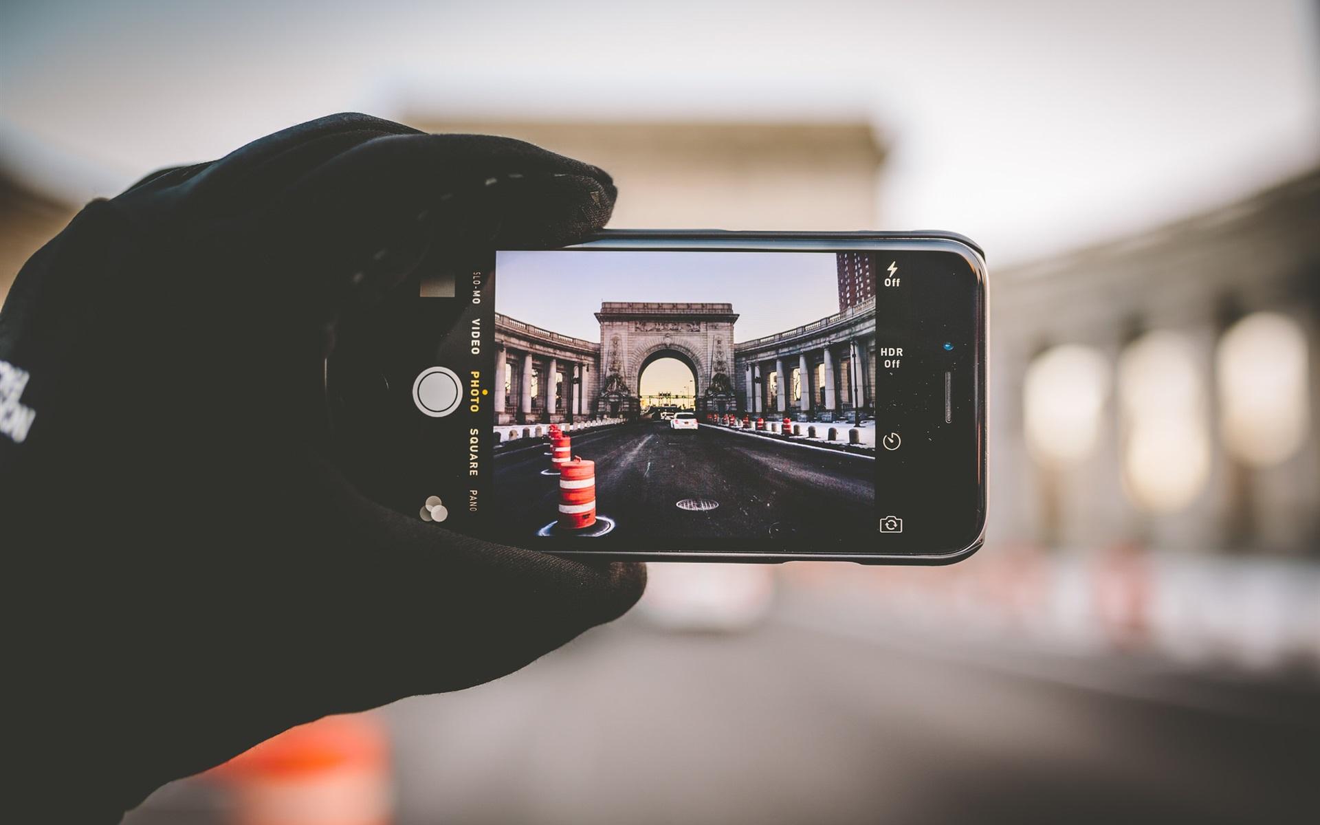 Как правильно фотографировать на айфоне