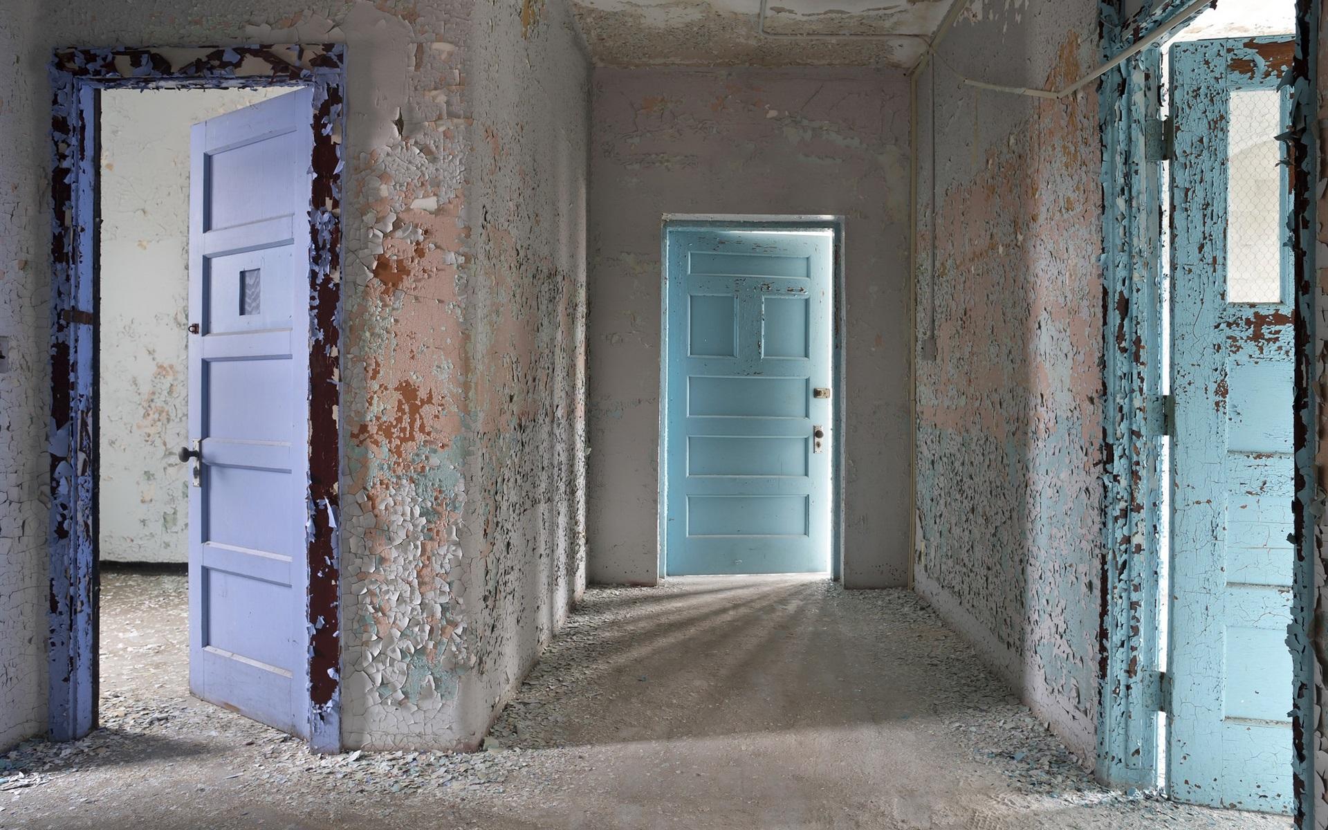 壁紙 部屋 ドア ほこり 1920x1200 Hd 無料のデスクトップの背景 画像