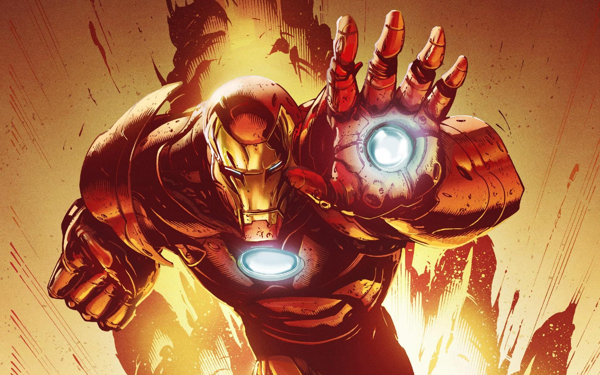 Fondos de pantalla iron man marvel comics imagen - Fondos de pantalla de iron man en 3d ...
