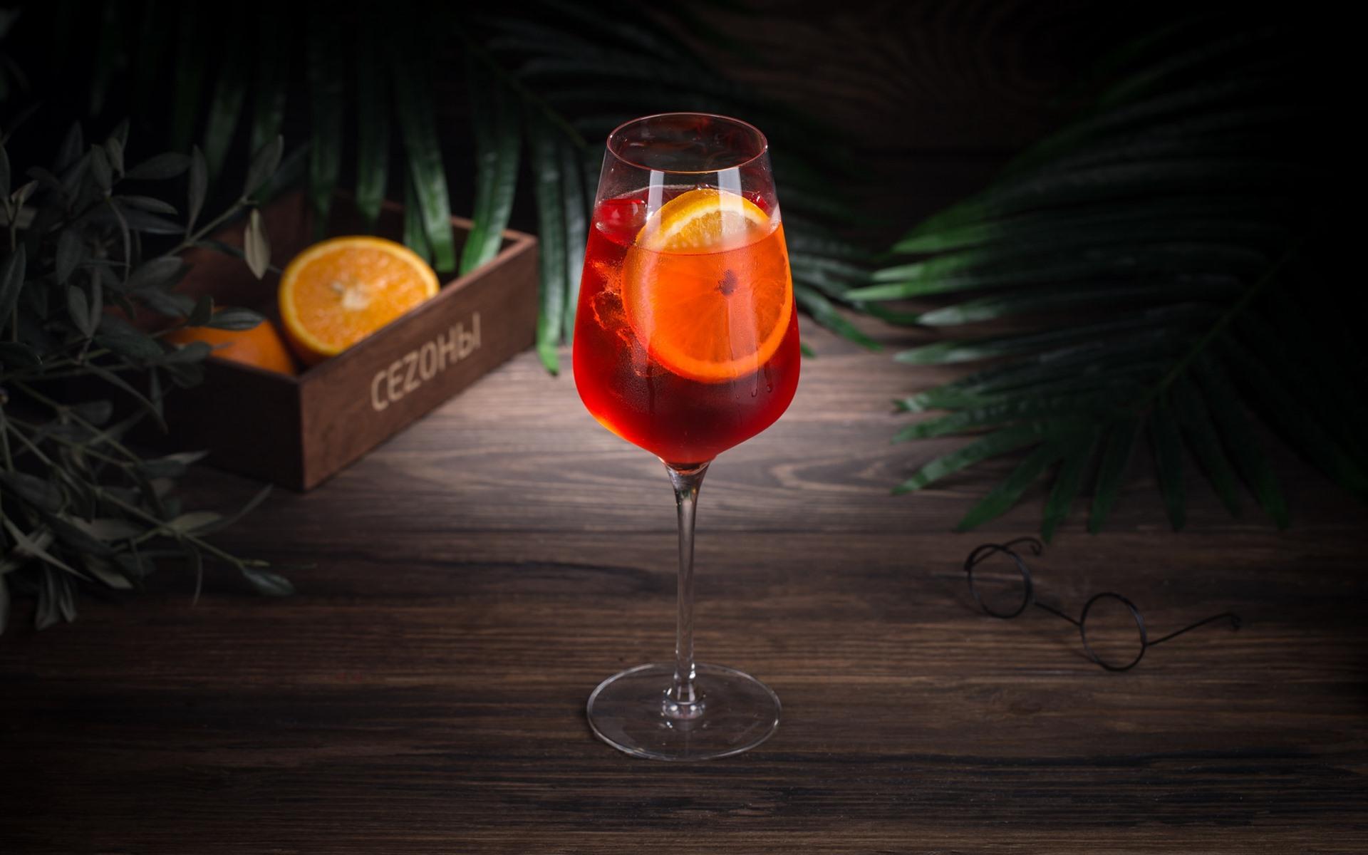 Fondos de pantalla c ctel rodaja de naranja vaso de for Vasos de coctel