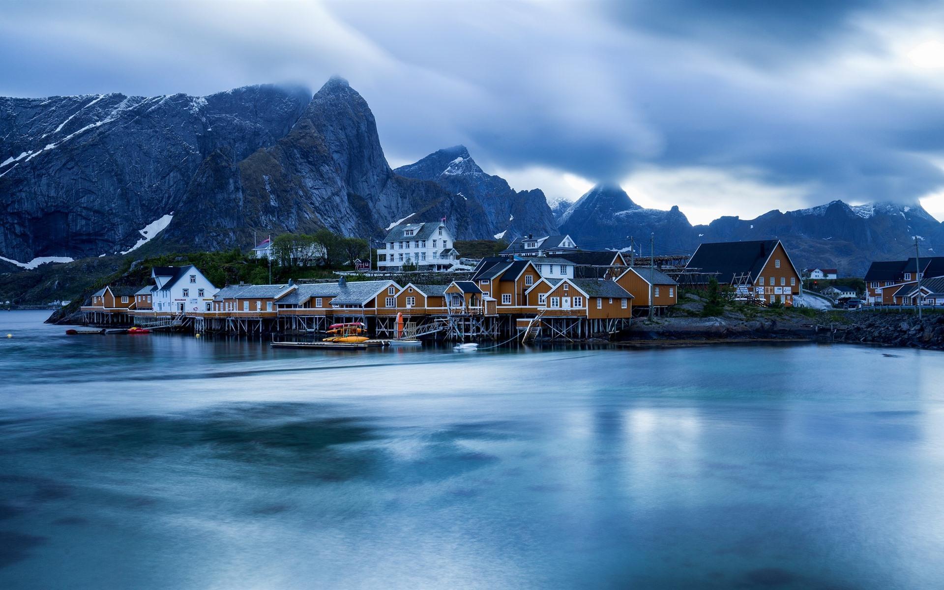 Норвегия картинки на обои