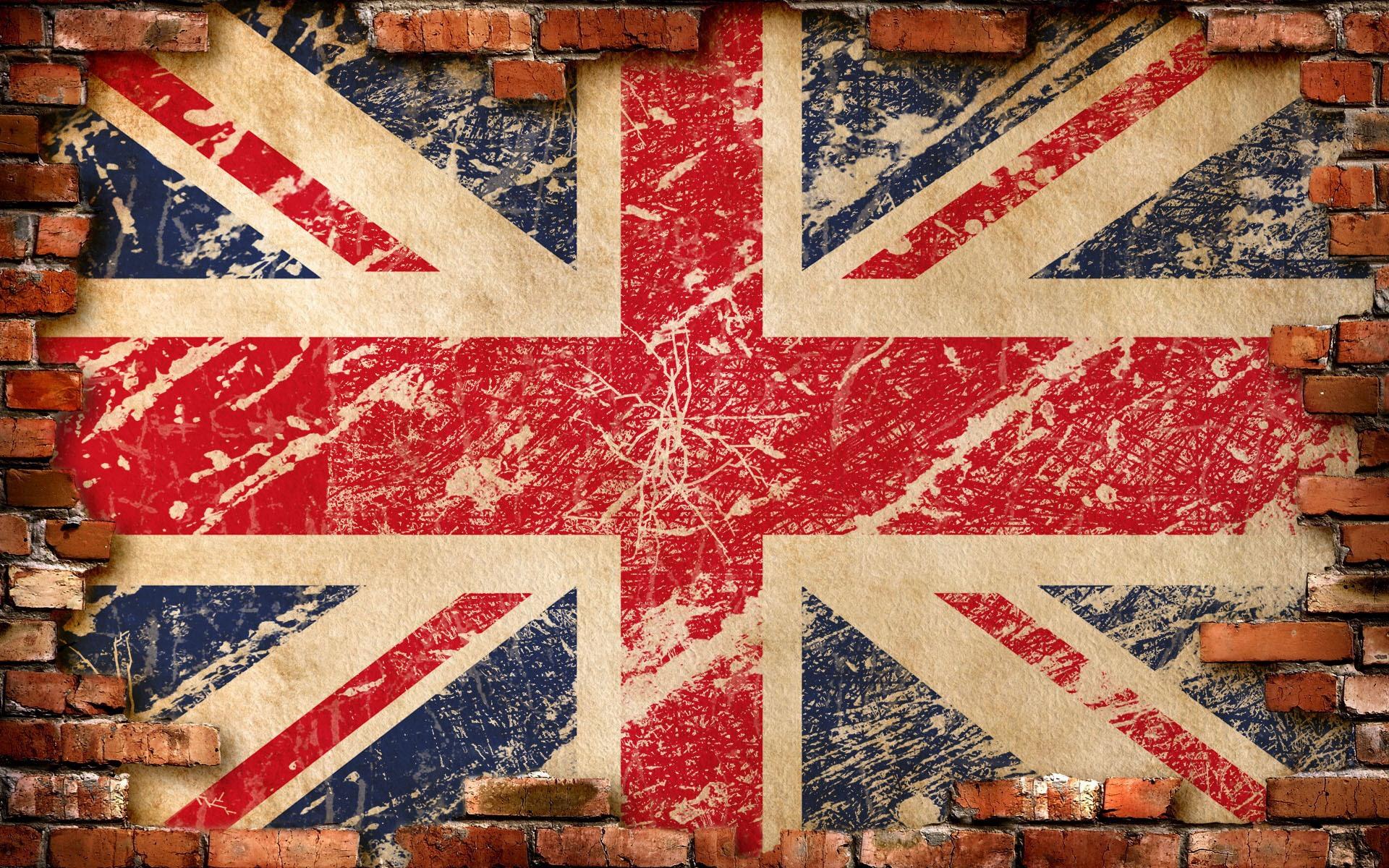 Картинки на фон британского флага