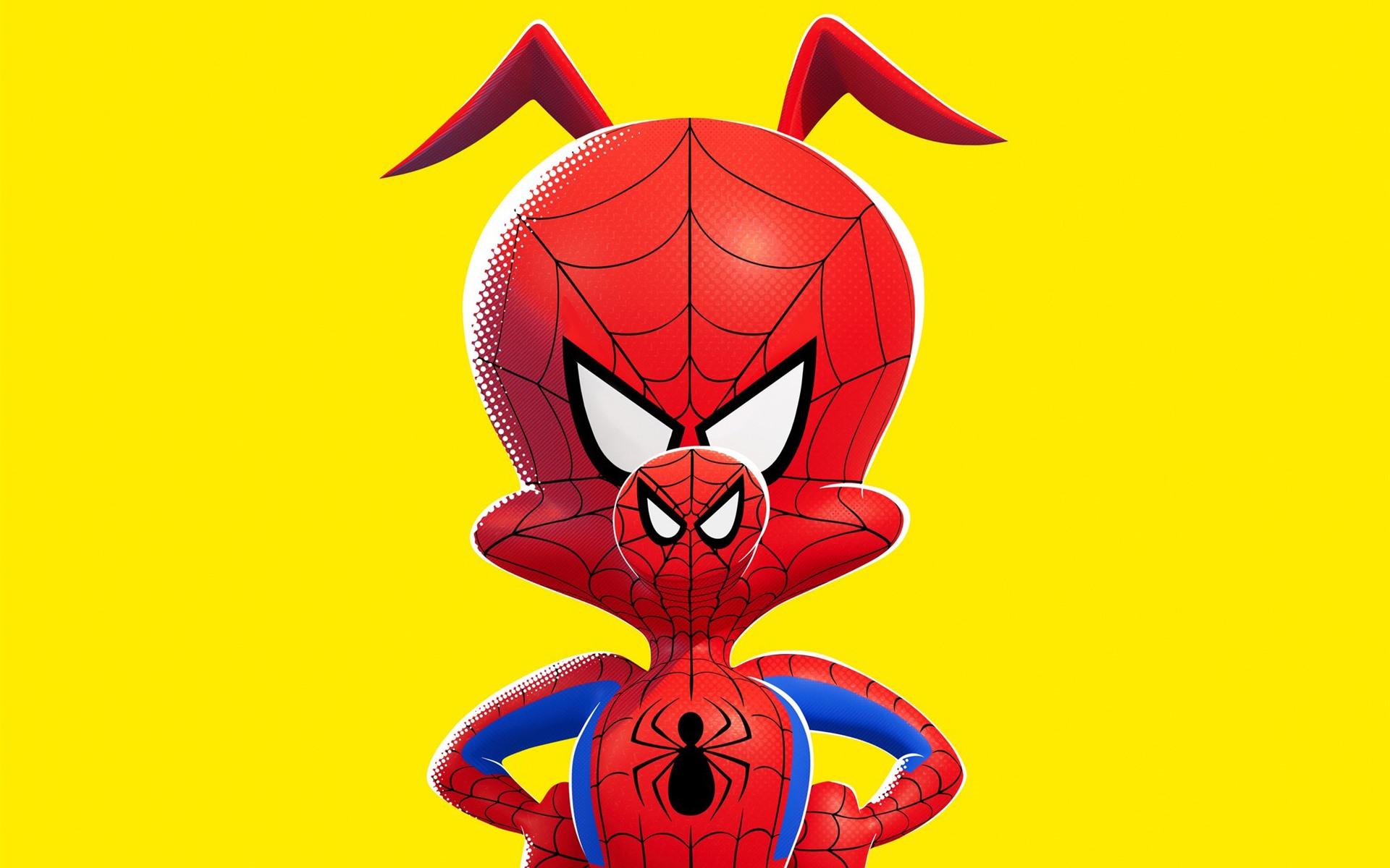 Wallpaper Spider Man Into The Spider Verse 2018 1920x1200 Hd