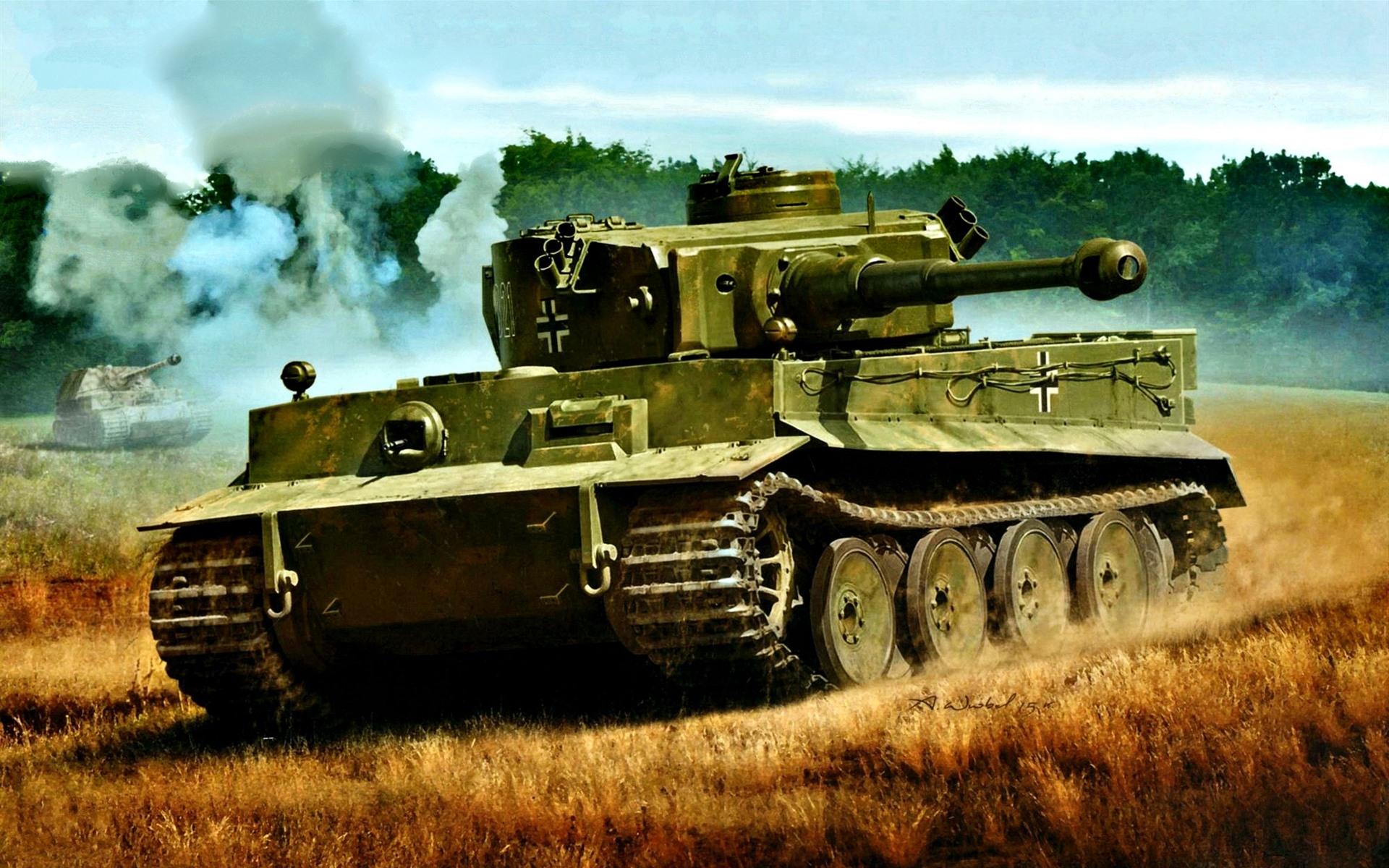 лучшие картинки немецких танков разобраться