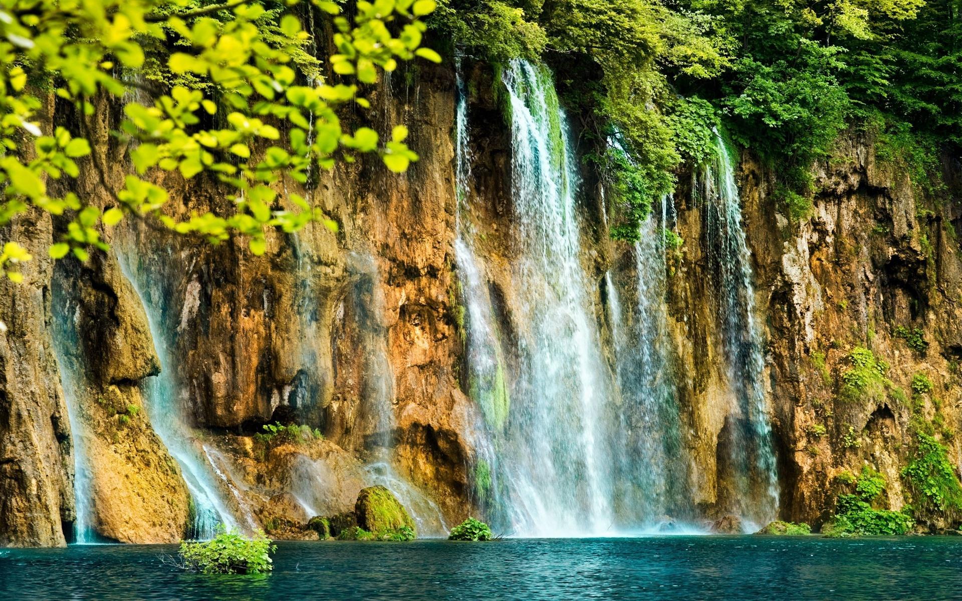 Картинки с водопадами красивые