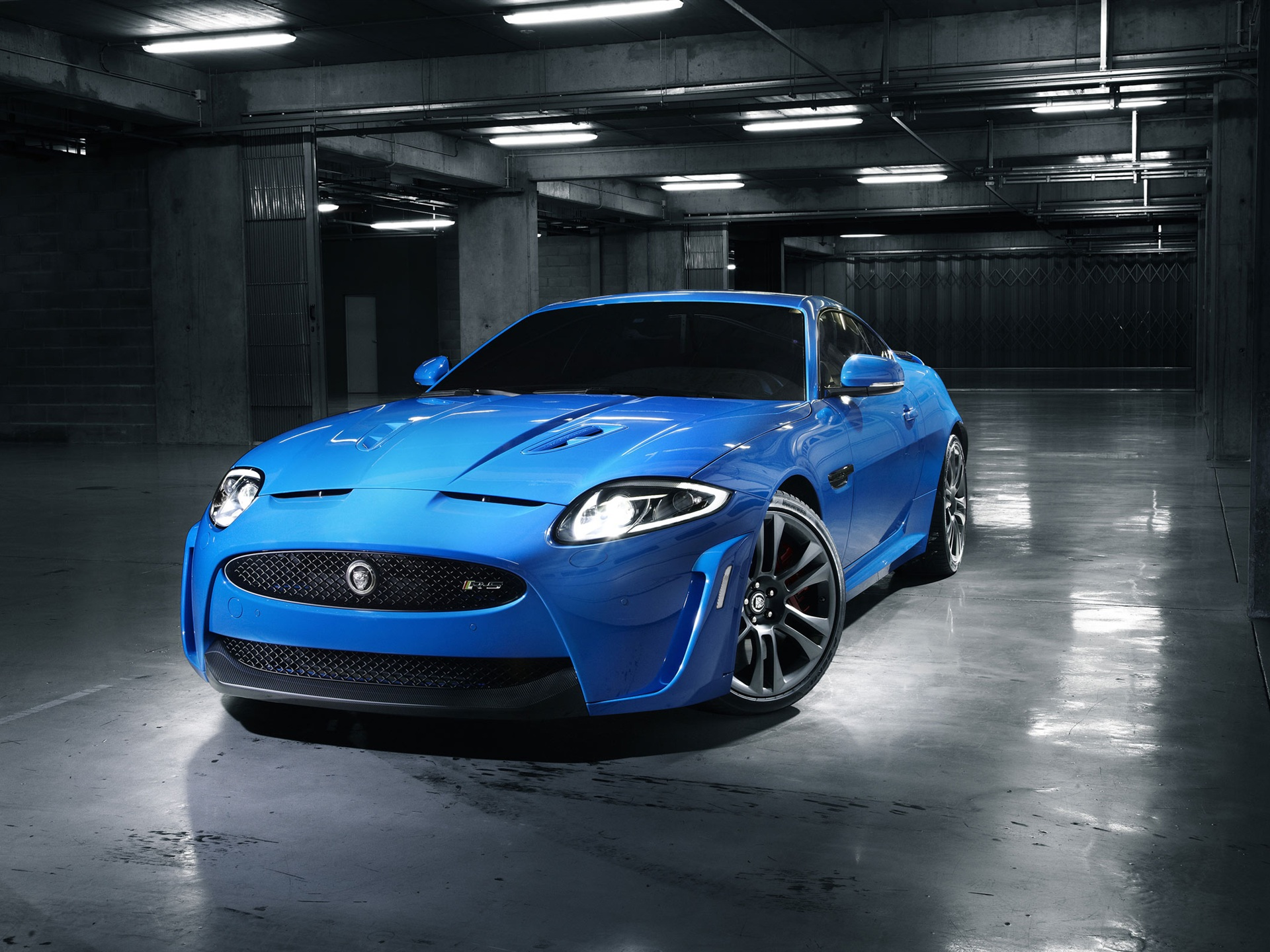ジャガー青い車 壁紙 - 1920x1440   ジャガー青い車 壁紙
