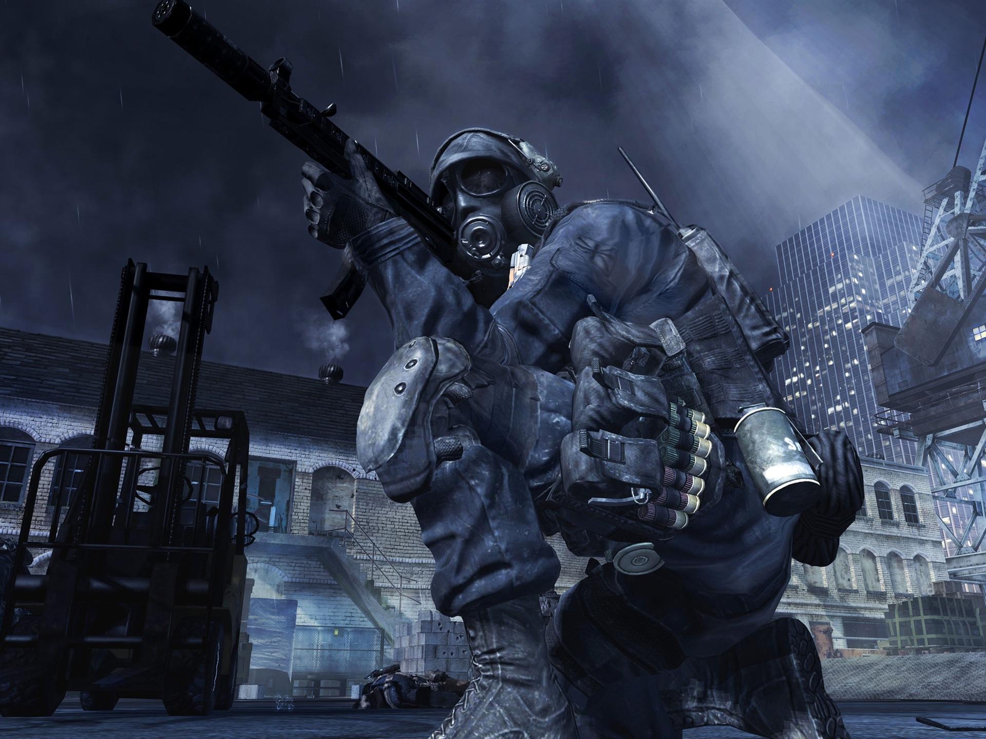 Wallpaper Call Of Duty Modern Warfare 3 HD 2560x1600 Picture Image