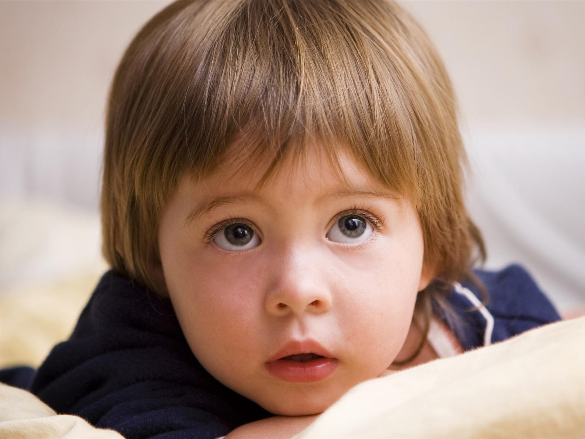 Wallpaper Cute Little Boy 2560x1600 Hd Picture Image