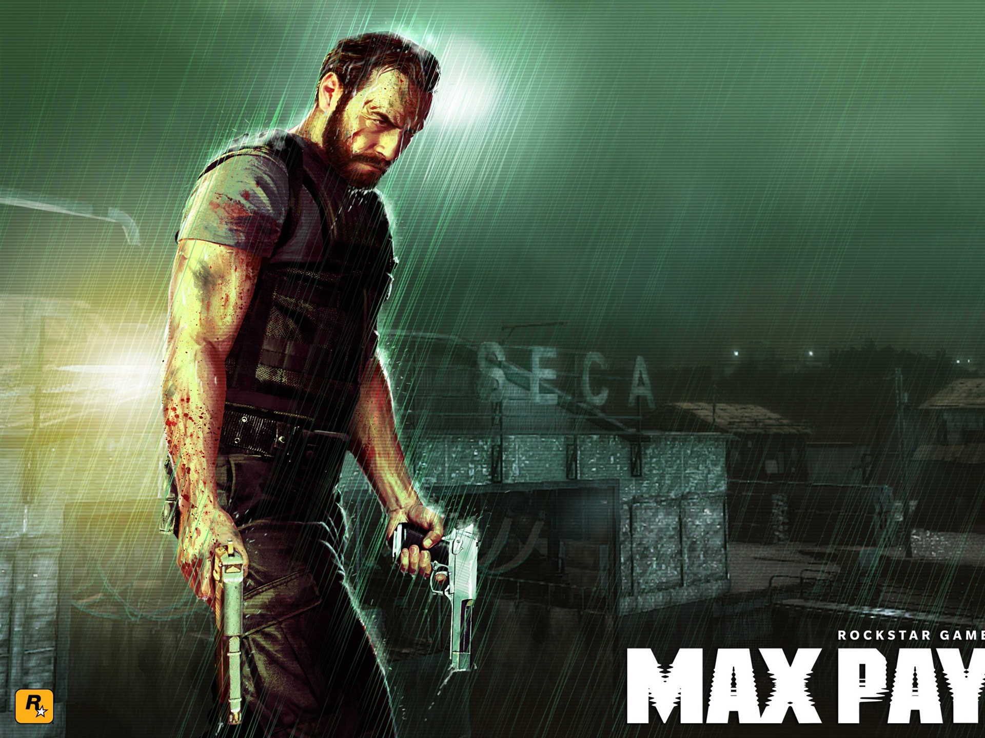 Wallpaper Max Payne 3 Hd 2560x1600 Hd Picture Image