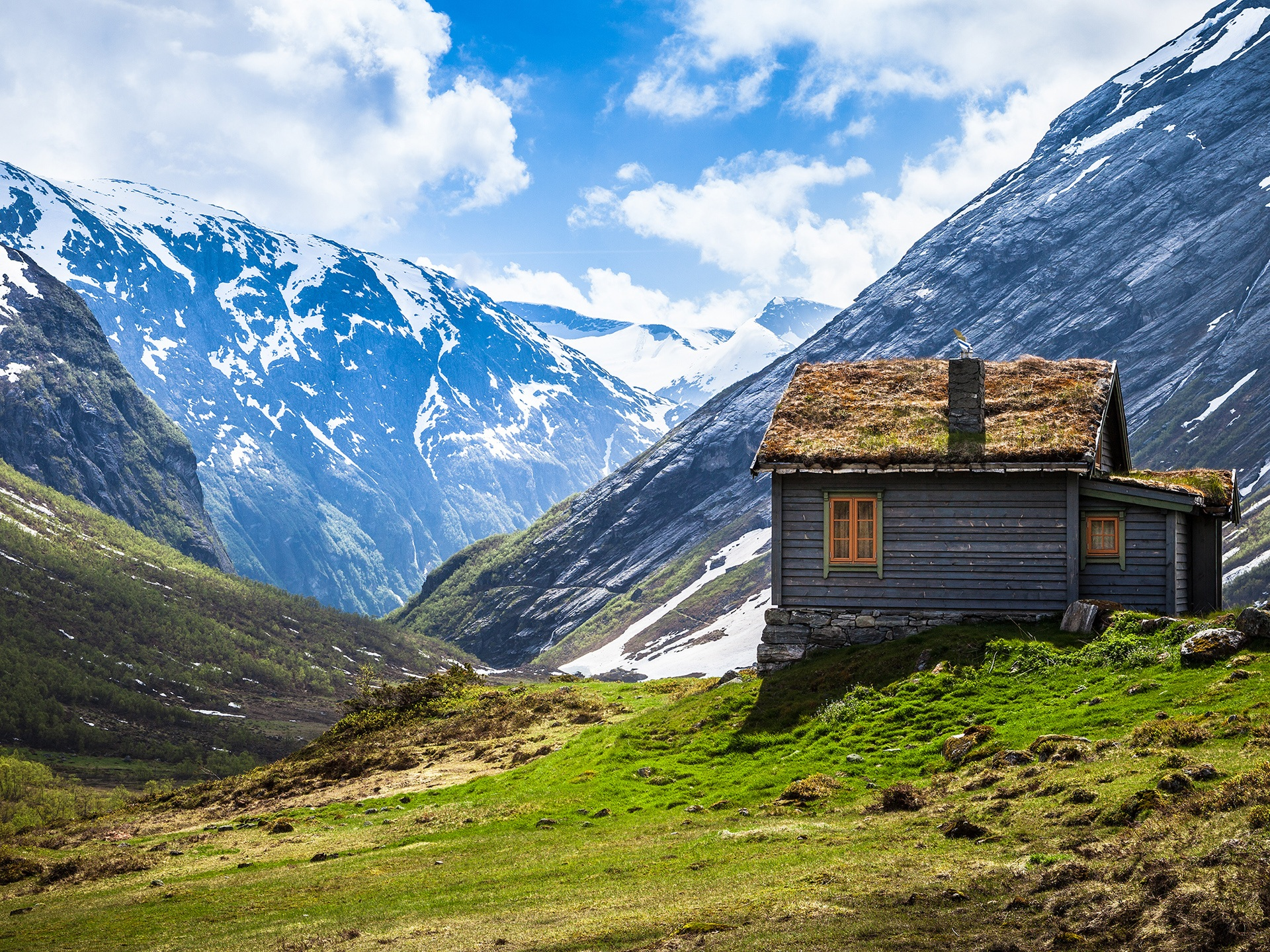 Norway mountains best top wallpapers for Mtn chalet