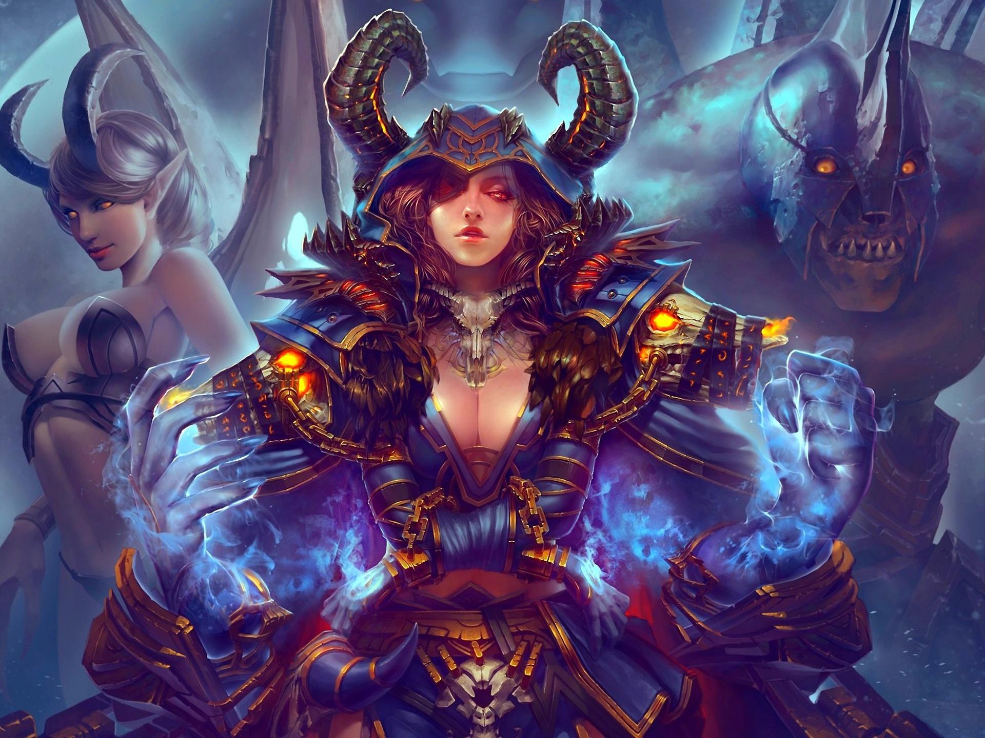 World of warcraft girls galleries 815
