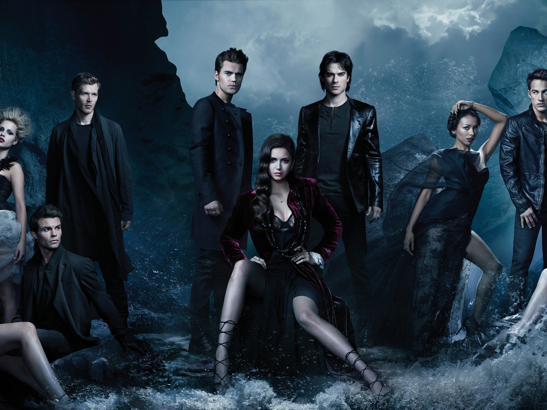 Fondos De Pantalla The Vampire Diaries Series De Tv