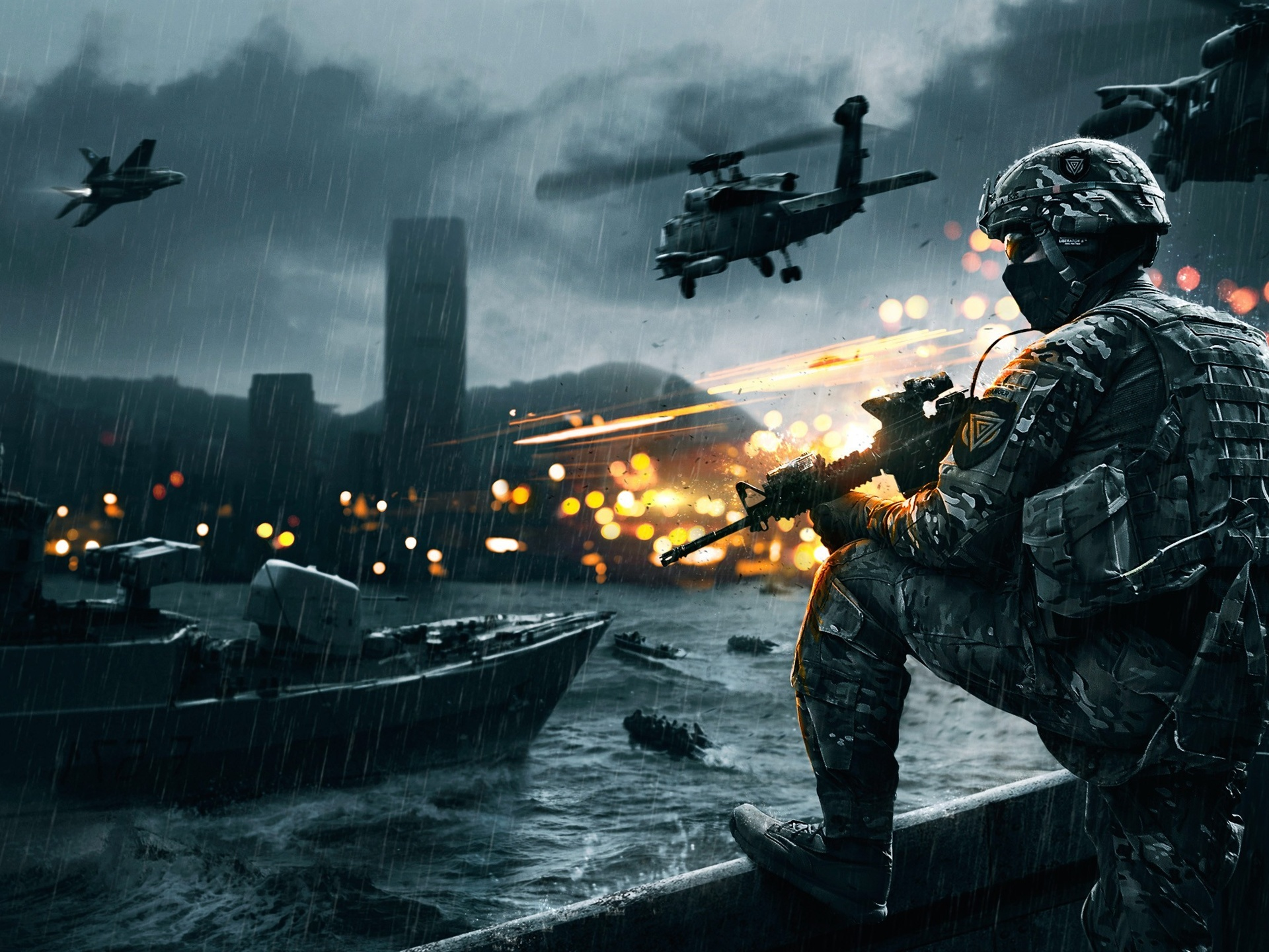 battlefield spielen