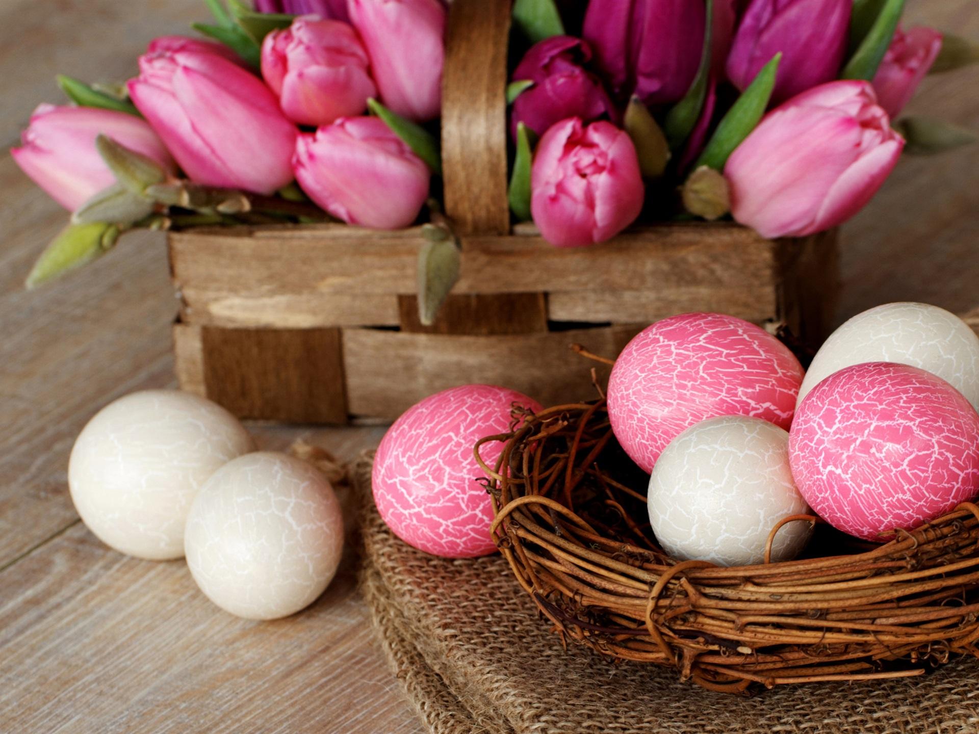 пасха яйца корзина  № 3923012 загрузить