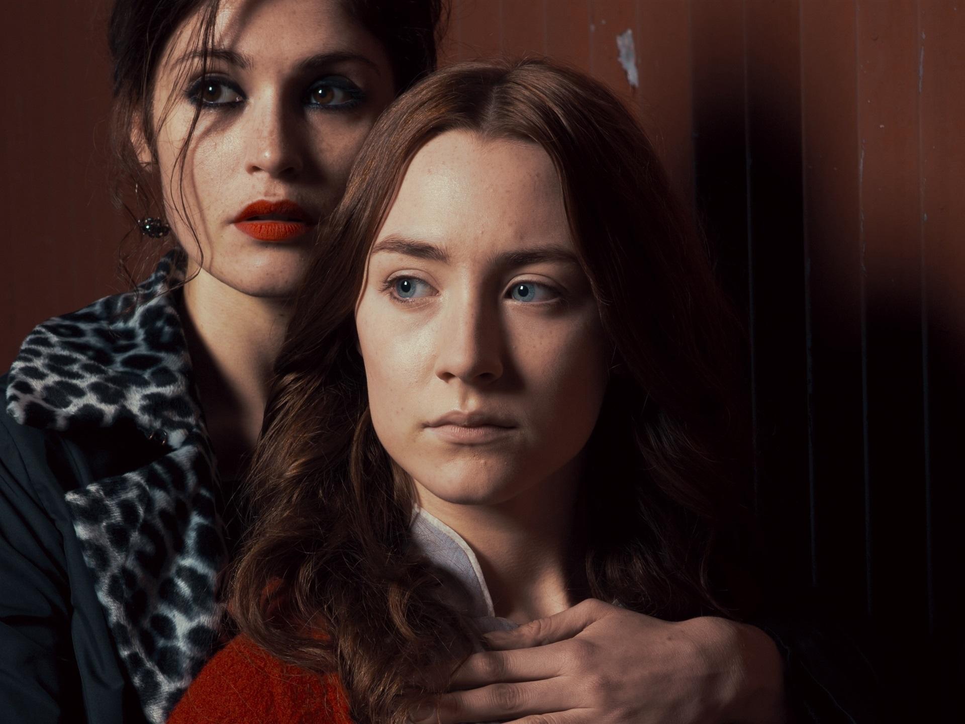 Saoirse Ronan Gemma Arterton Byzantium movie Wallpapers
