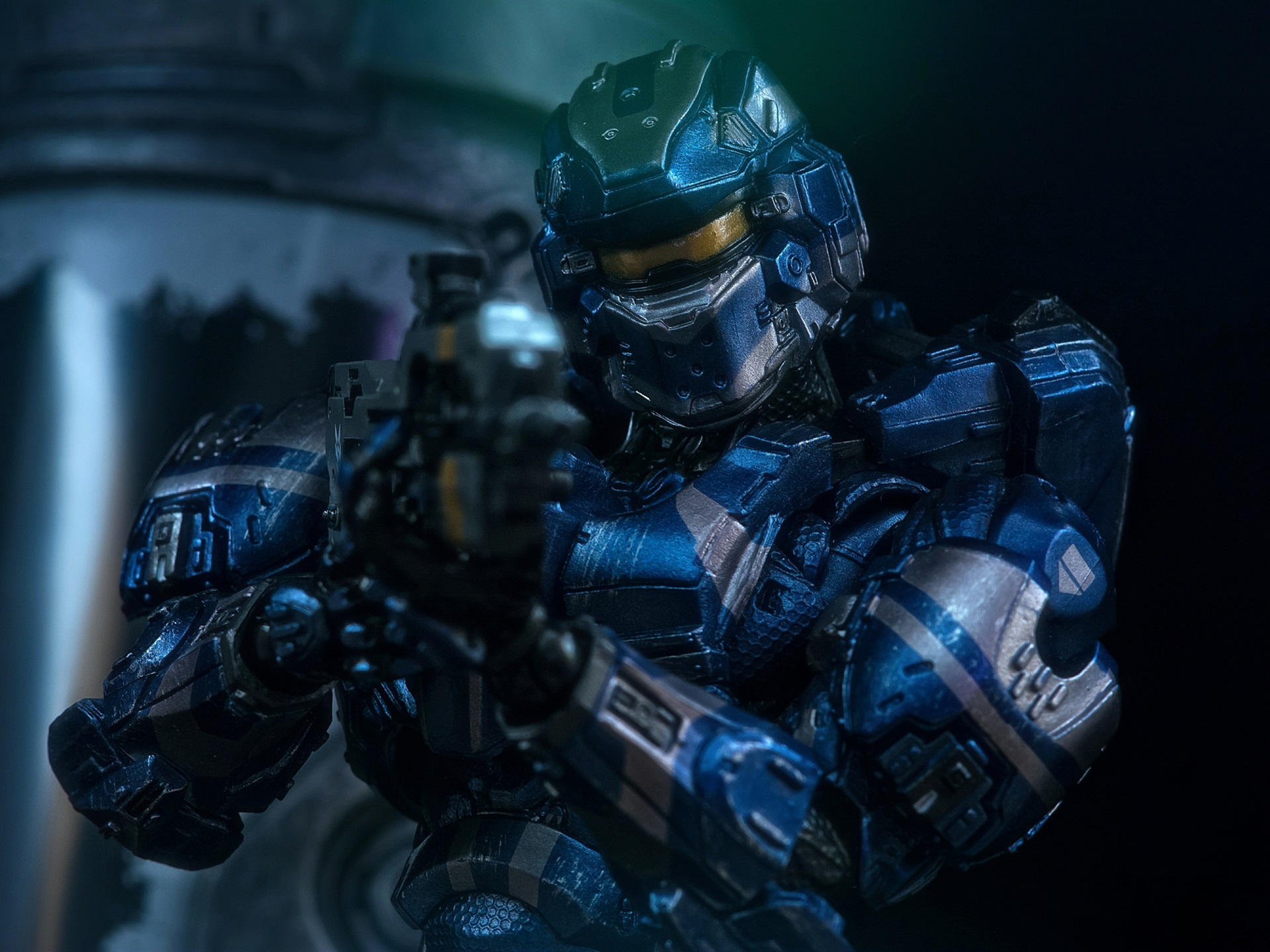 Wallpaper Halo 4, armor, soldier 1920x1440 HD Picture, Image