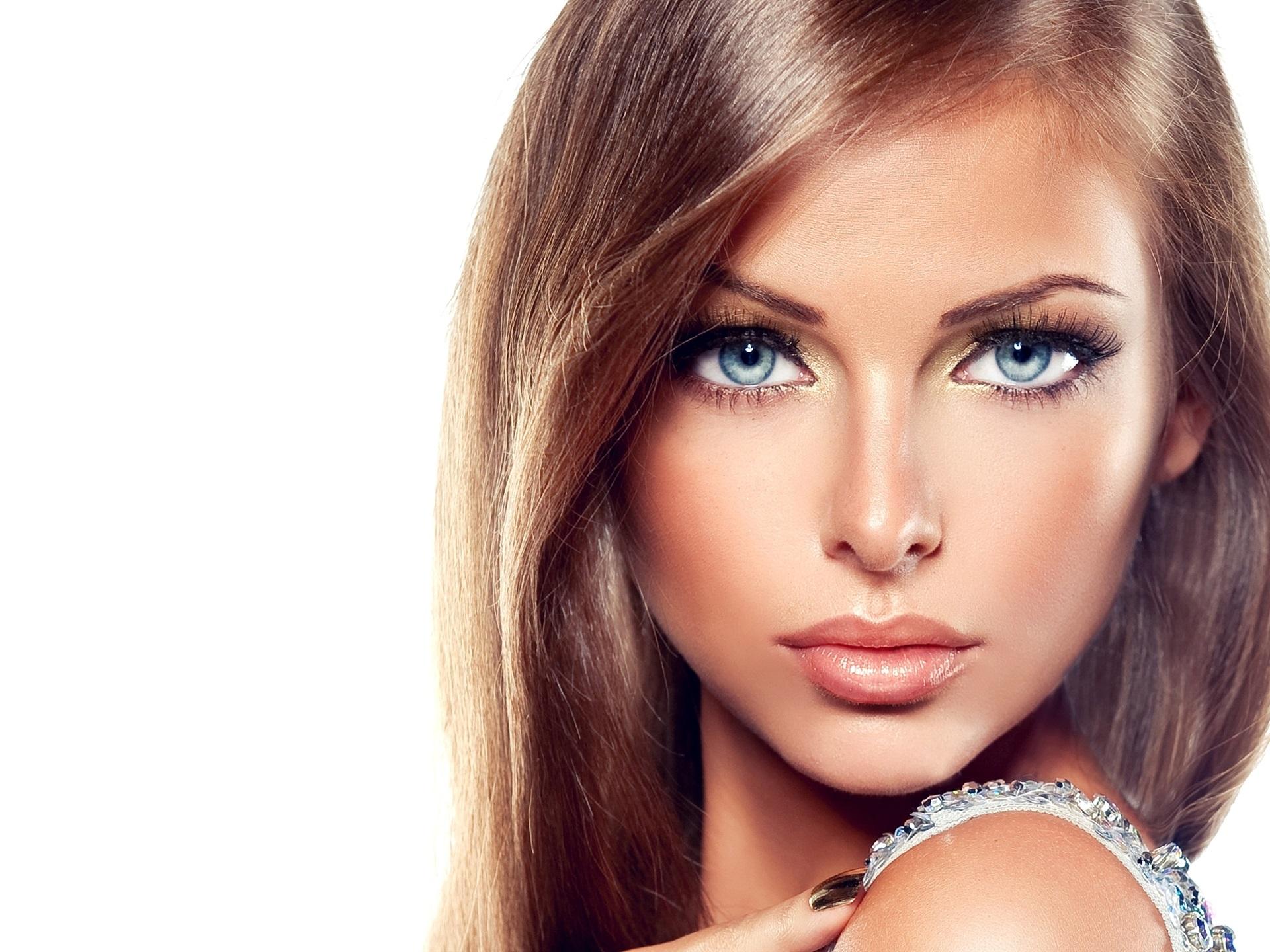 Девушки макияж