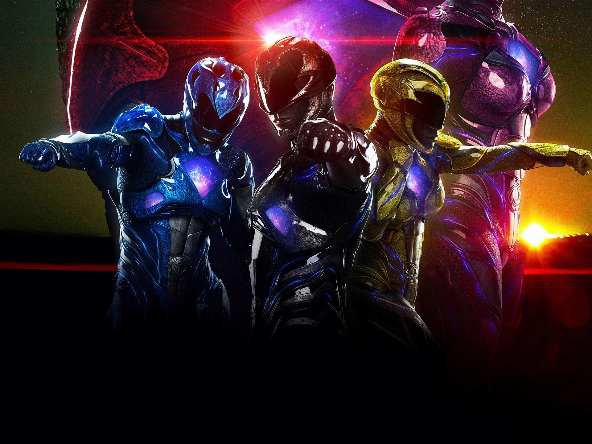 Wallpaper Power Rangers Super Heroes 2880x1800 Hd Picture Image