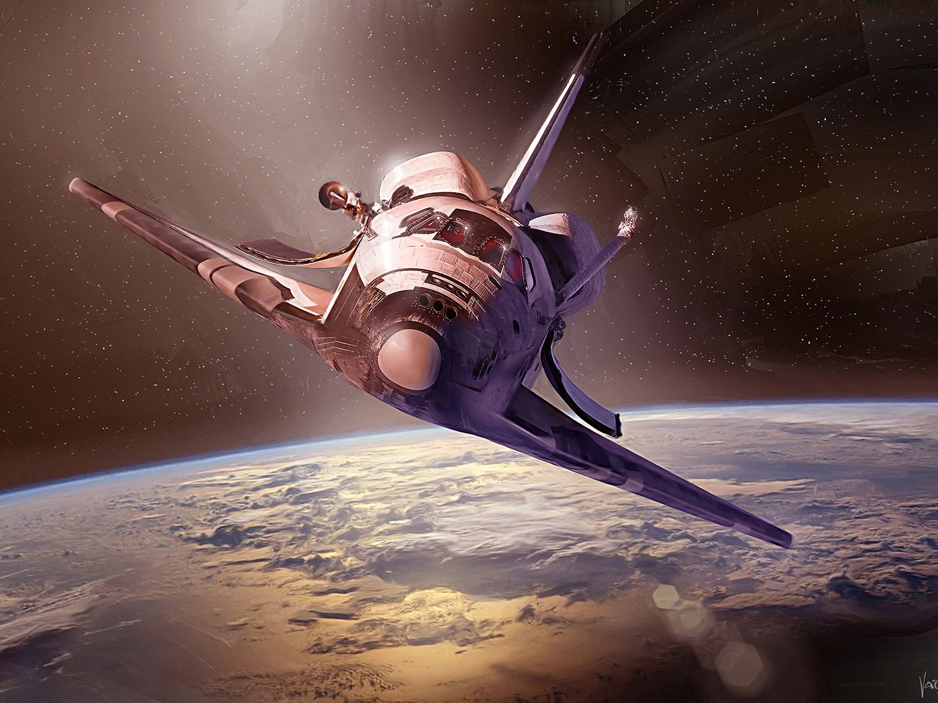 картинки космического карабля является одним