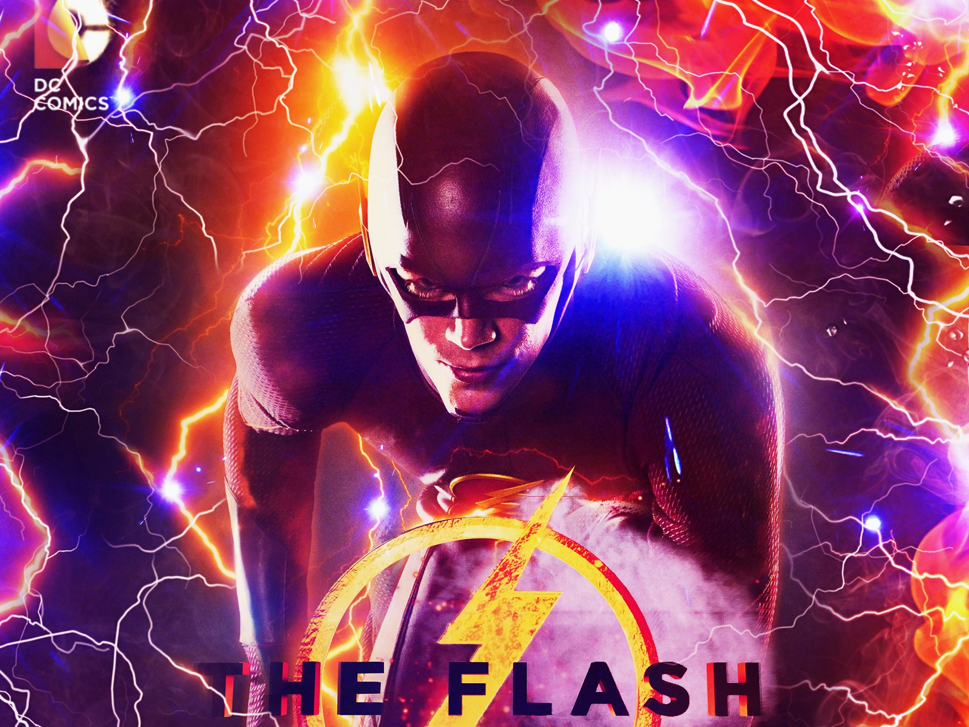 Wallpaper The Flash 2018 1920x1440 HD Picture, Image