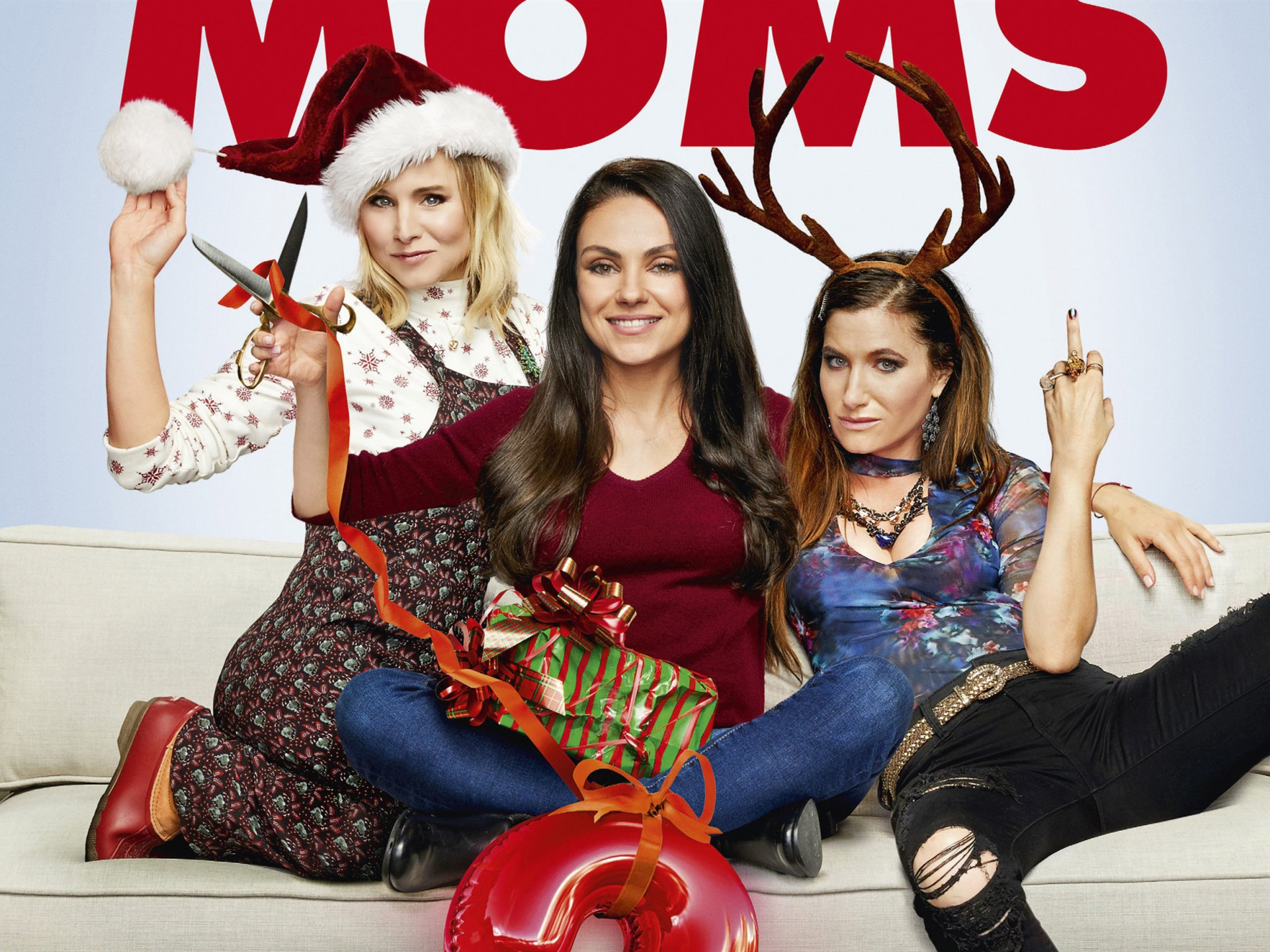 A Bad Moms Christmas 2017.Wallpaper A Bad Moms Christmas 2017 1920x1440 Hd Picture Image
