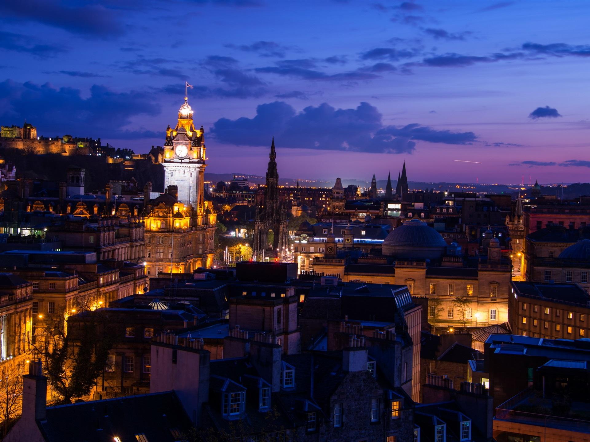 Обои Шотландия, эдинбург, маяк. Пейзажи foto 10