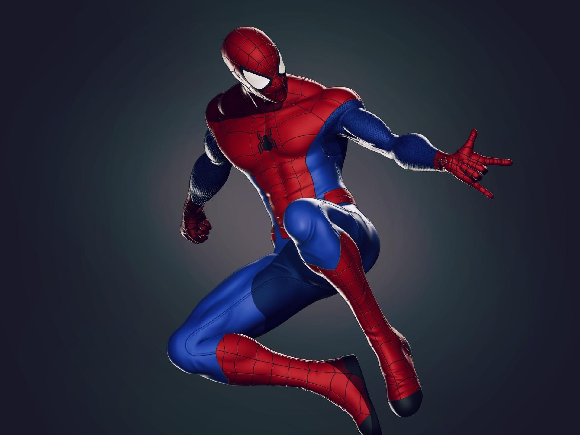потом шла картинки супергероев марвел человек паук было нелепо, это
