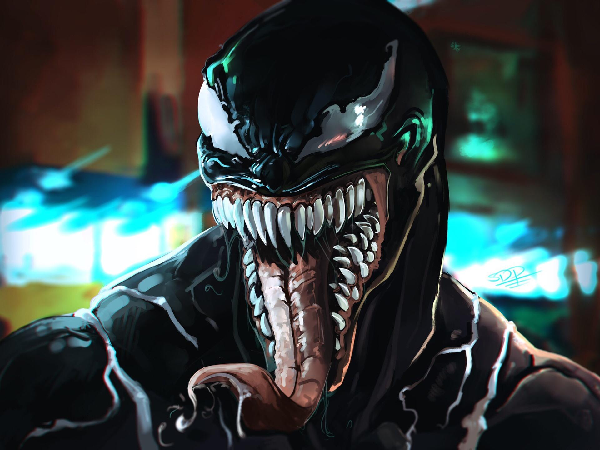 Fonds D Ecran Venom Dc Bd Photo D Art 1920x1440 Hd Image