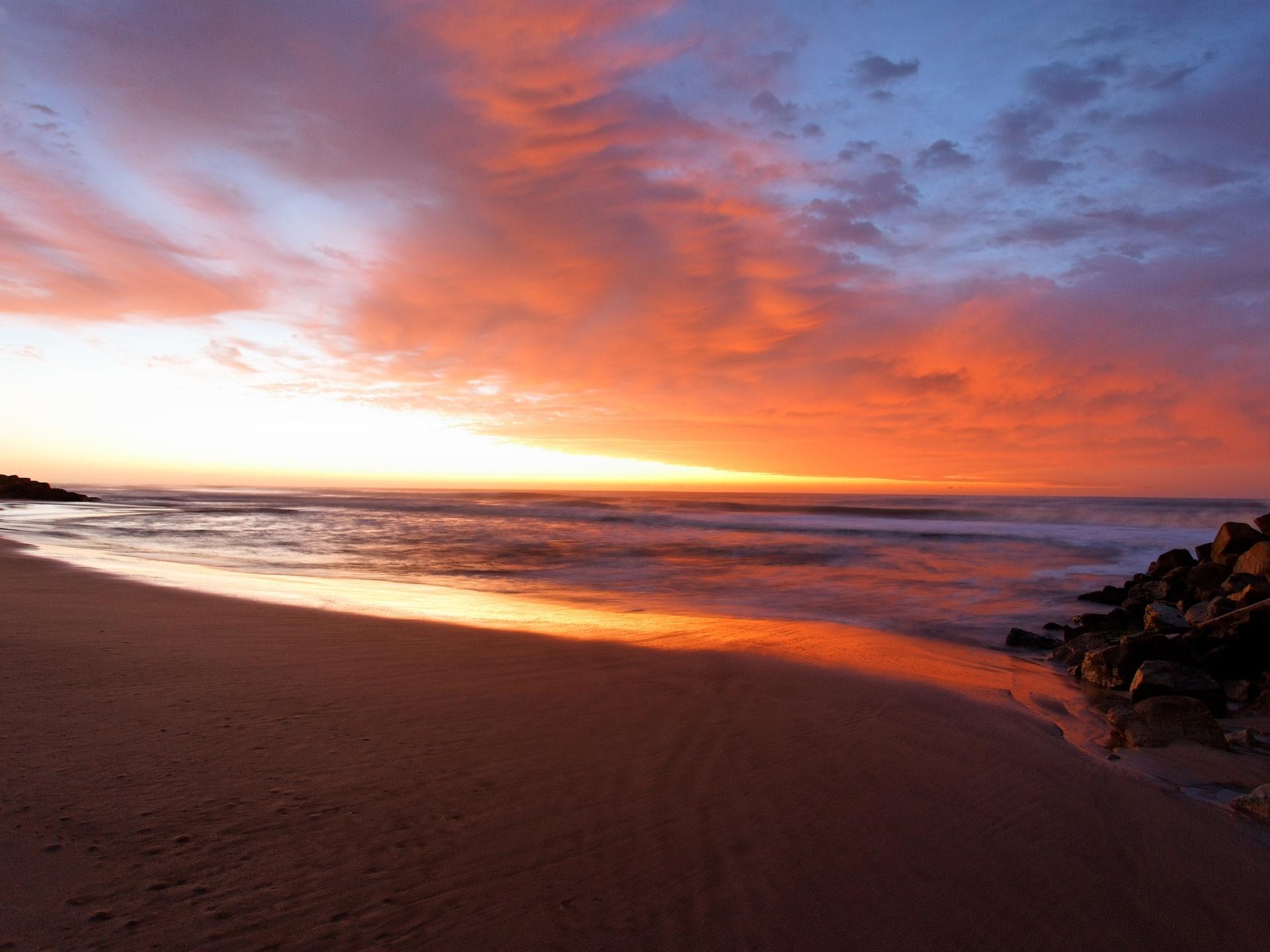 Море фото пляж вечер