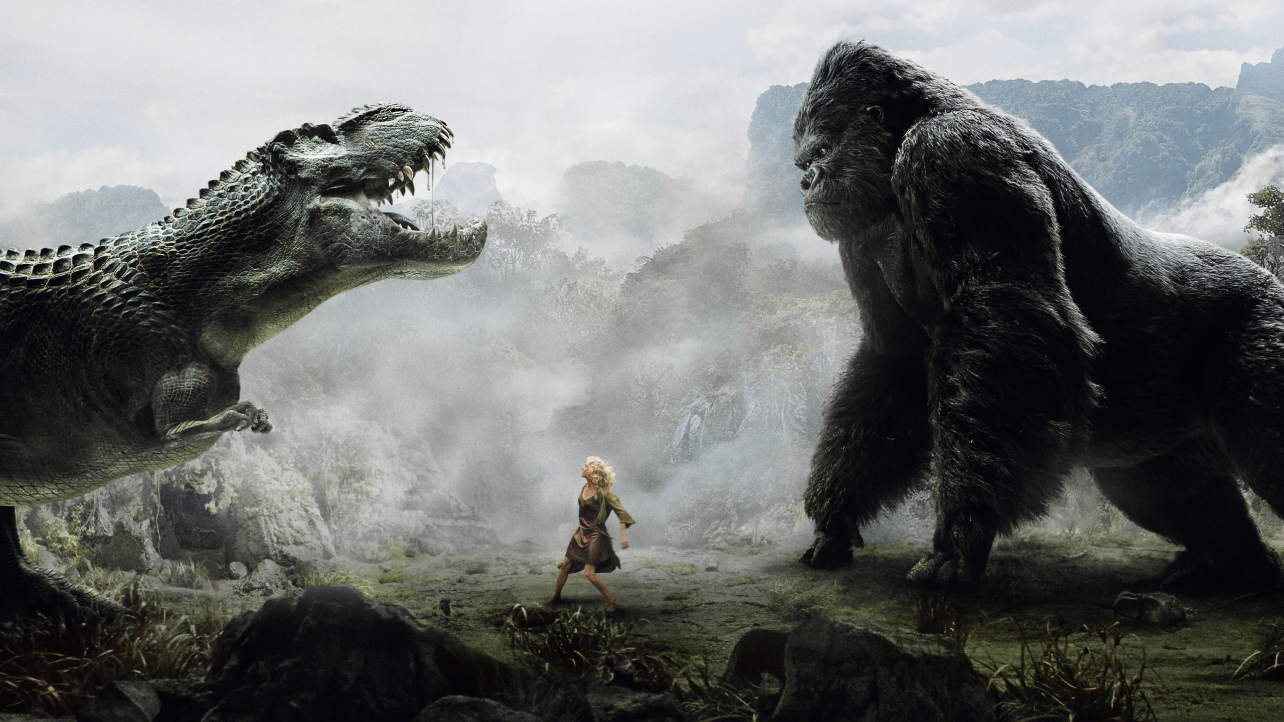 Wallpaper King Kong HD 2560x1600 HD Picture Image