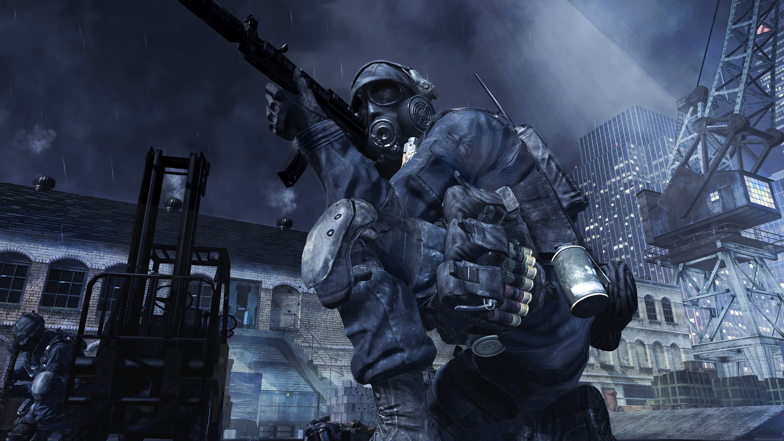 Wallpaper Call Of Duty Modern Warfare 3 Hd 2560x1600 Hd Picture