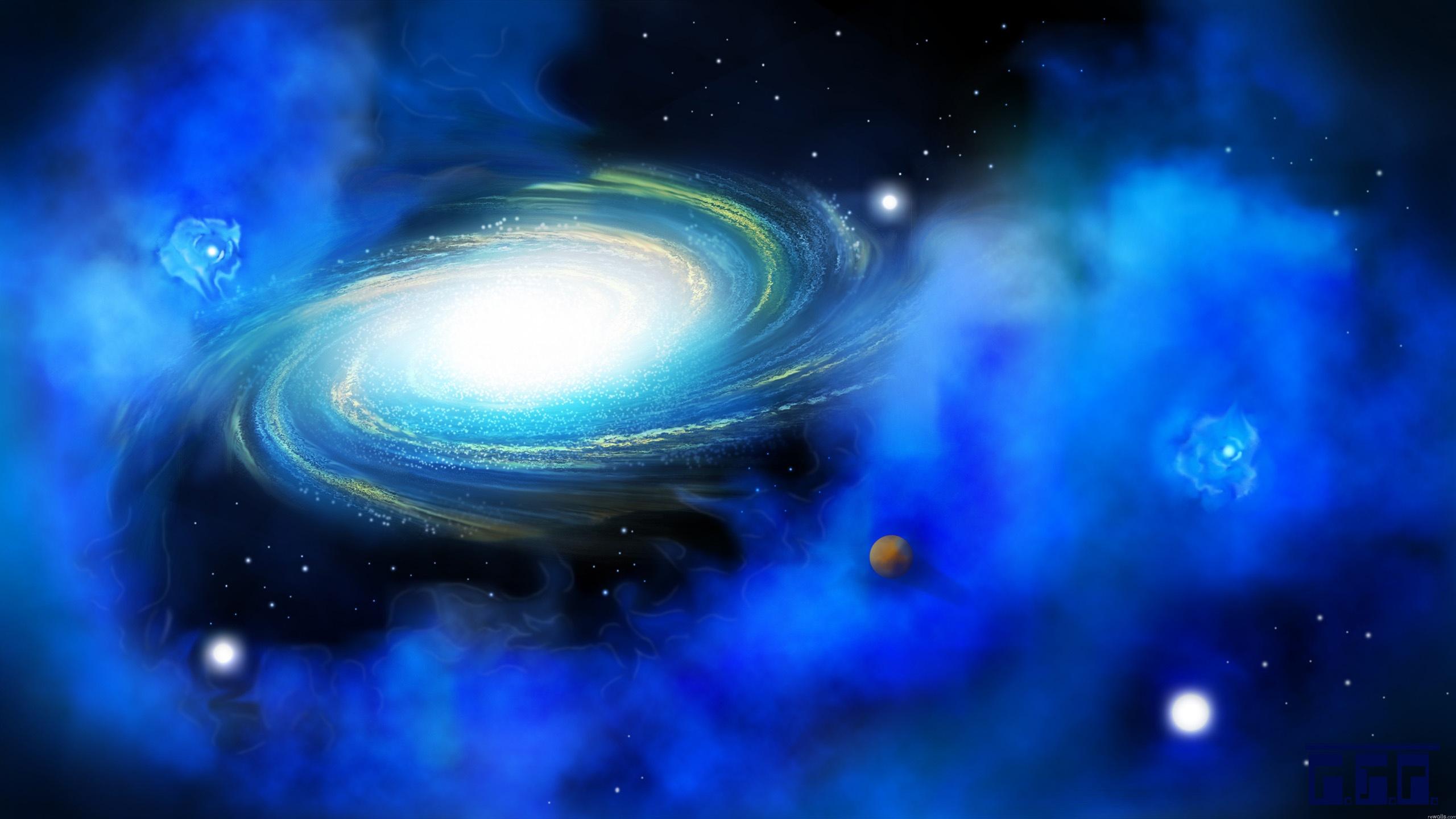 nebula 2560x1440 - photo #21