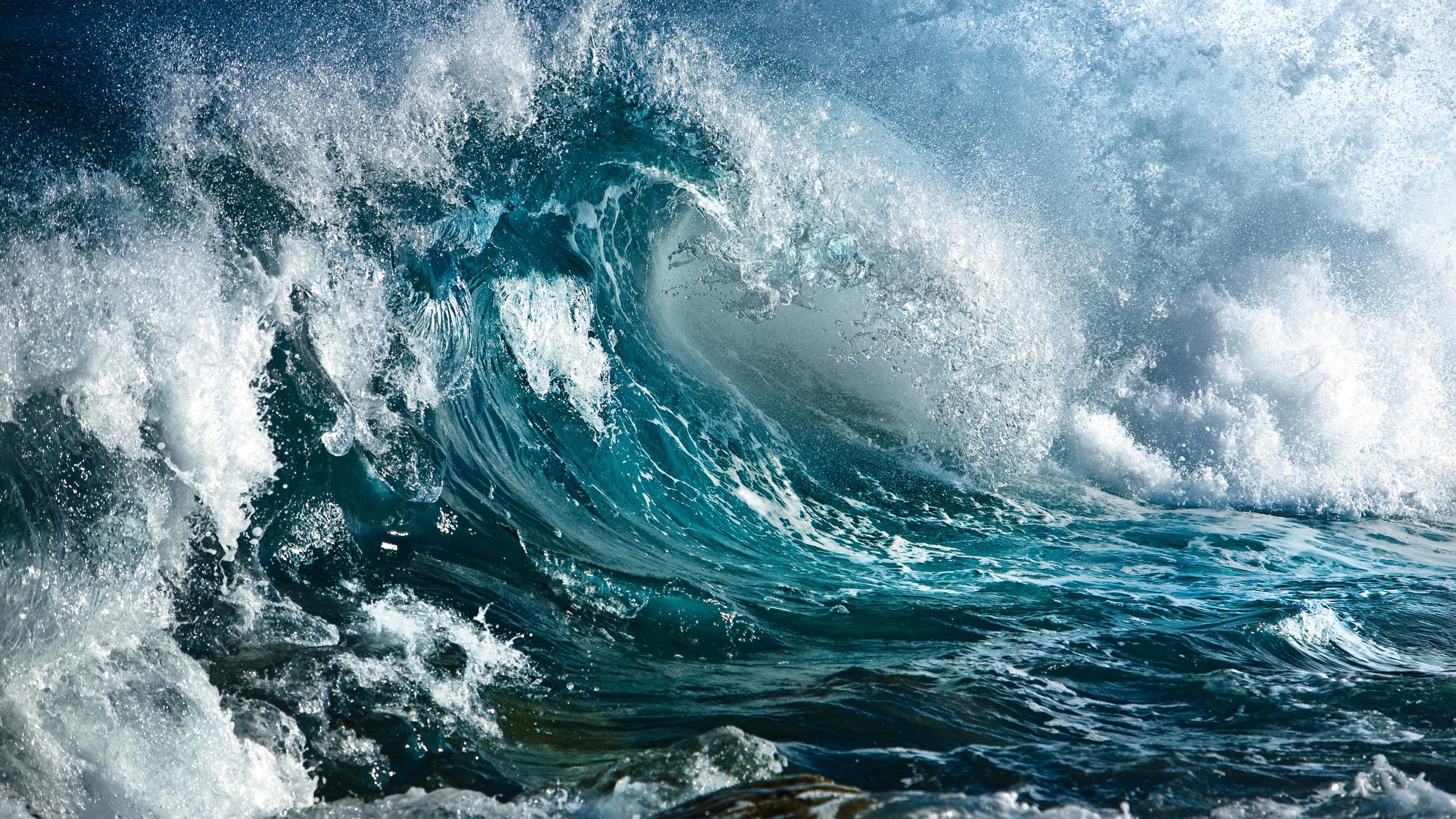 картинки волны на море стихия