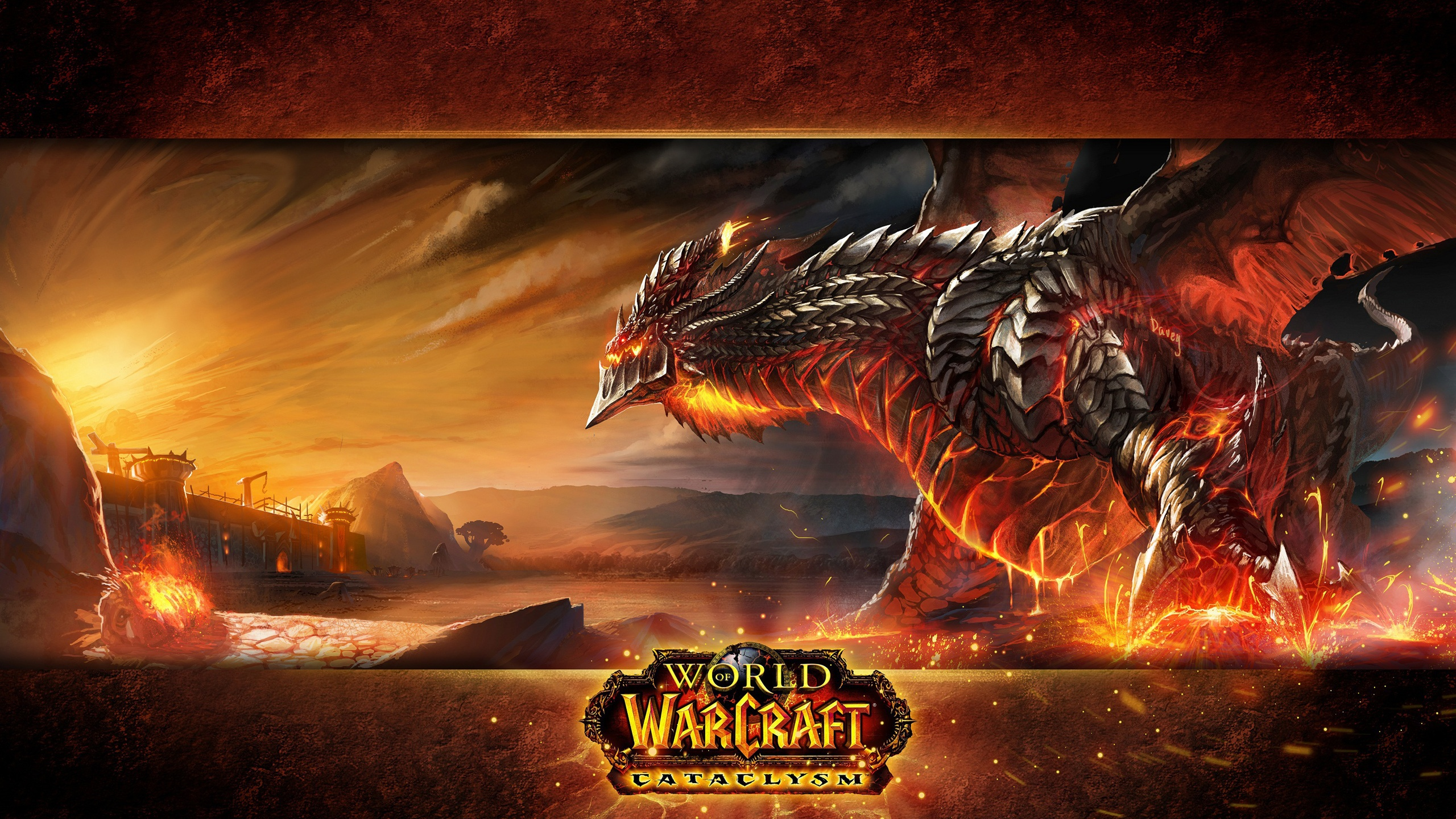 Wallpaper World Of Warcraft Hd 2560x1600 Hd Picture Image